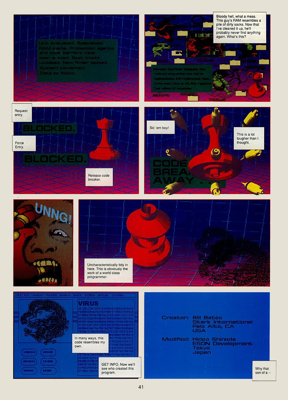 Comic Marvel Graphic Novel issue 39