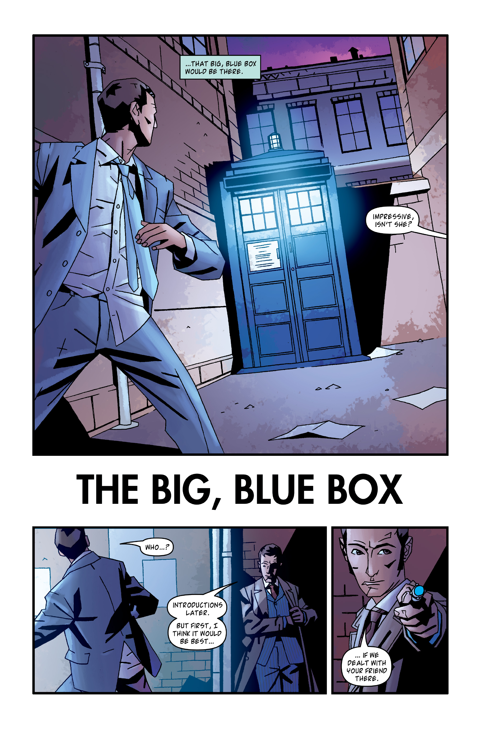 Read online Doctor Who: The Tenth Doctor Archives comic -  Issue #35 - 26