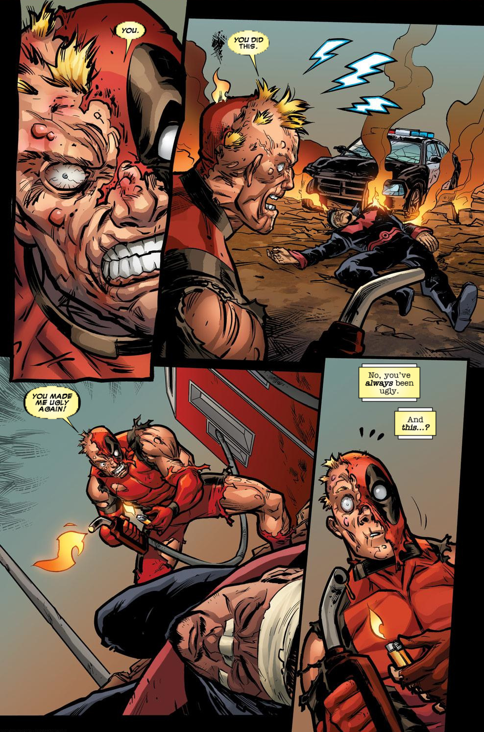Read online Deadpool (2008) comic -  Issue #60 - 9