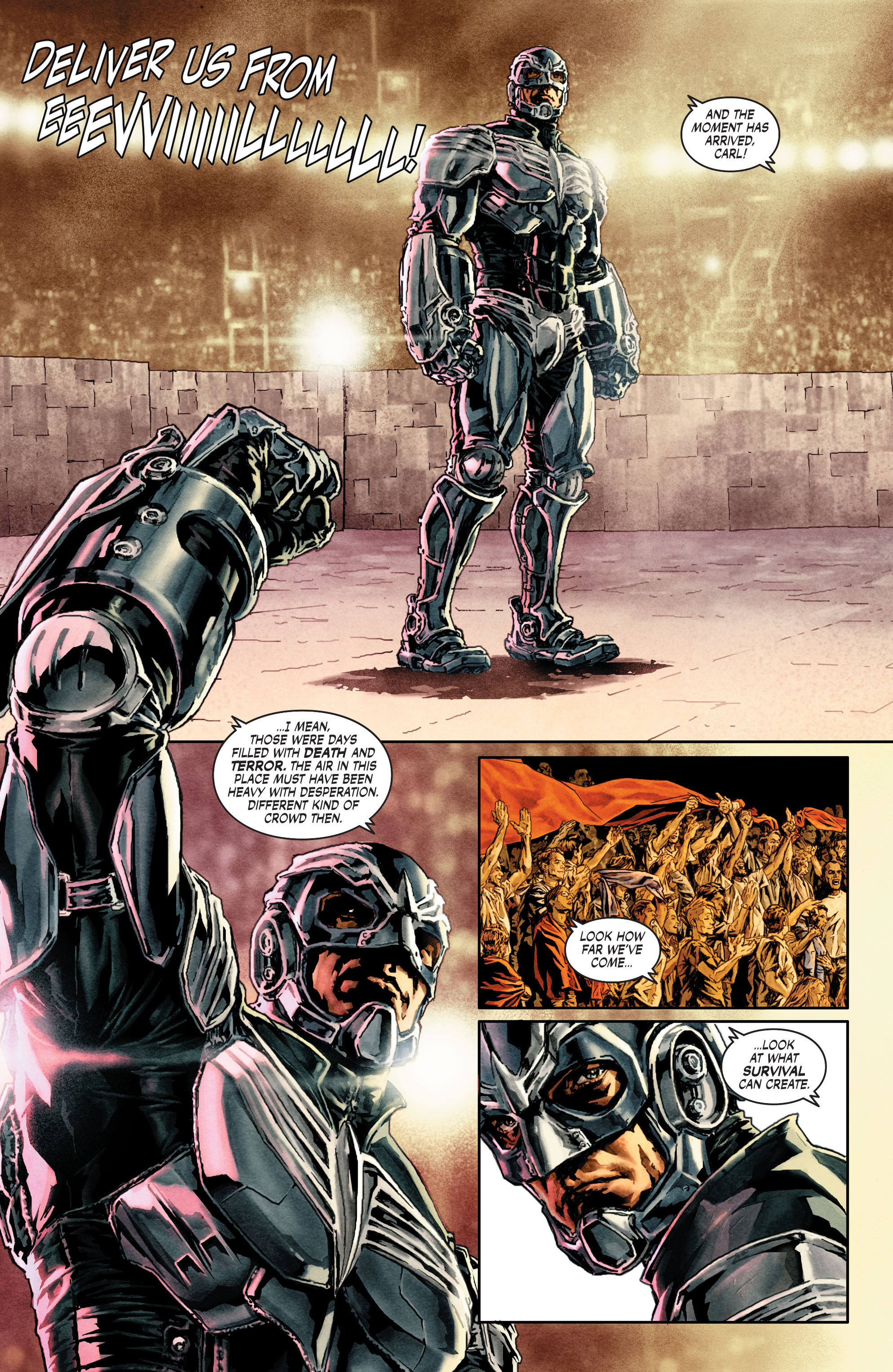 Read online Action Comics (2011) comic -  Issue #39 - 26