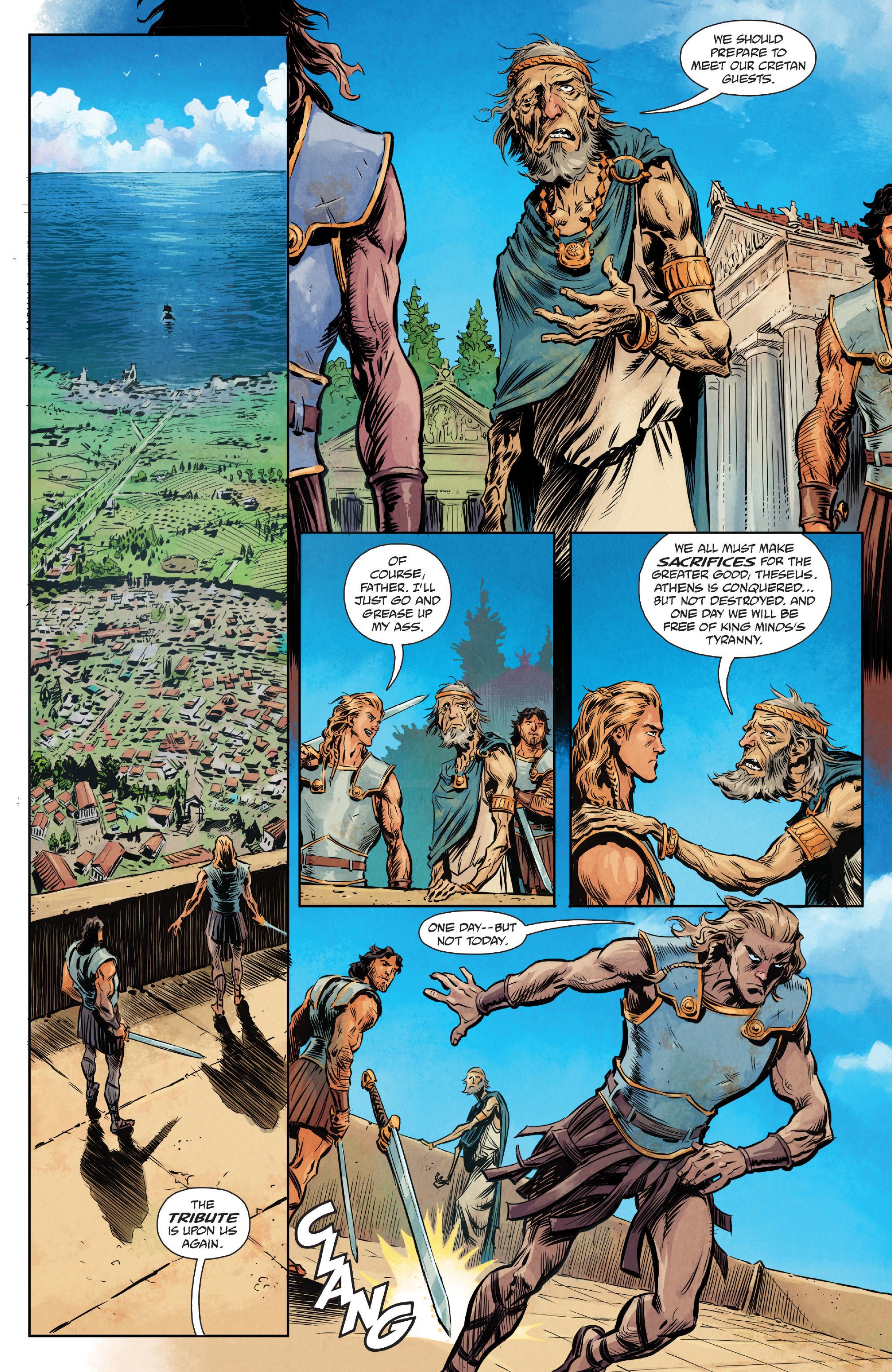 Read online Manifest Destiny comic -  Issue #28 - 29