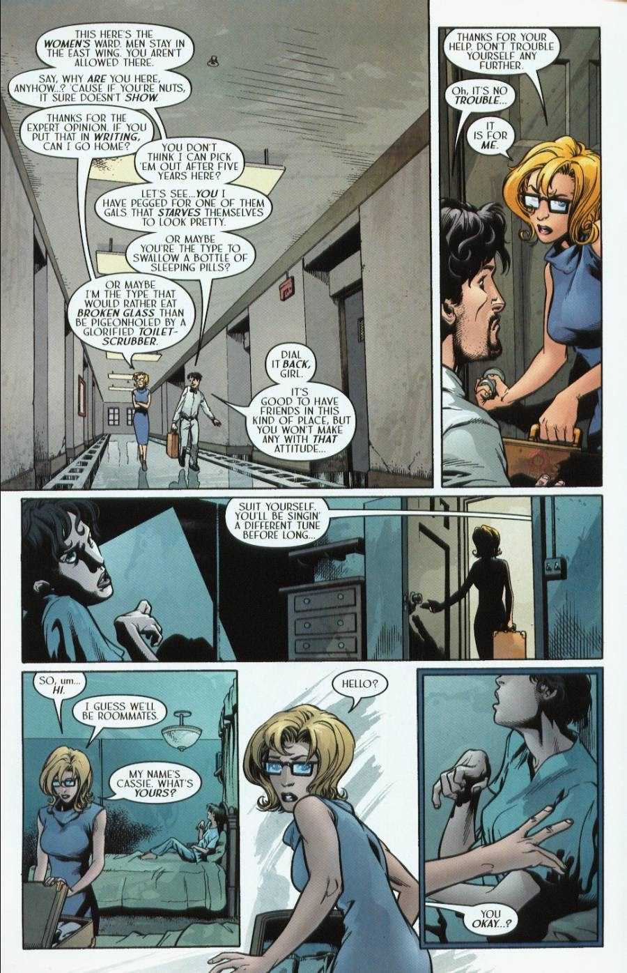 Read online Route 666 comic -  Issue #1 - 26