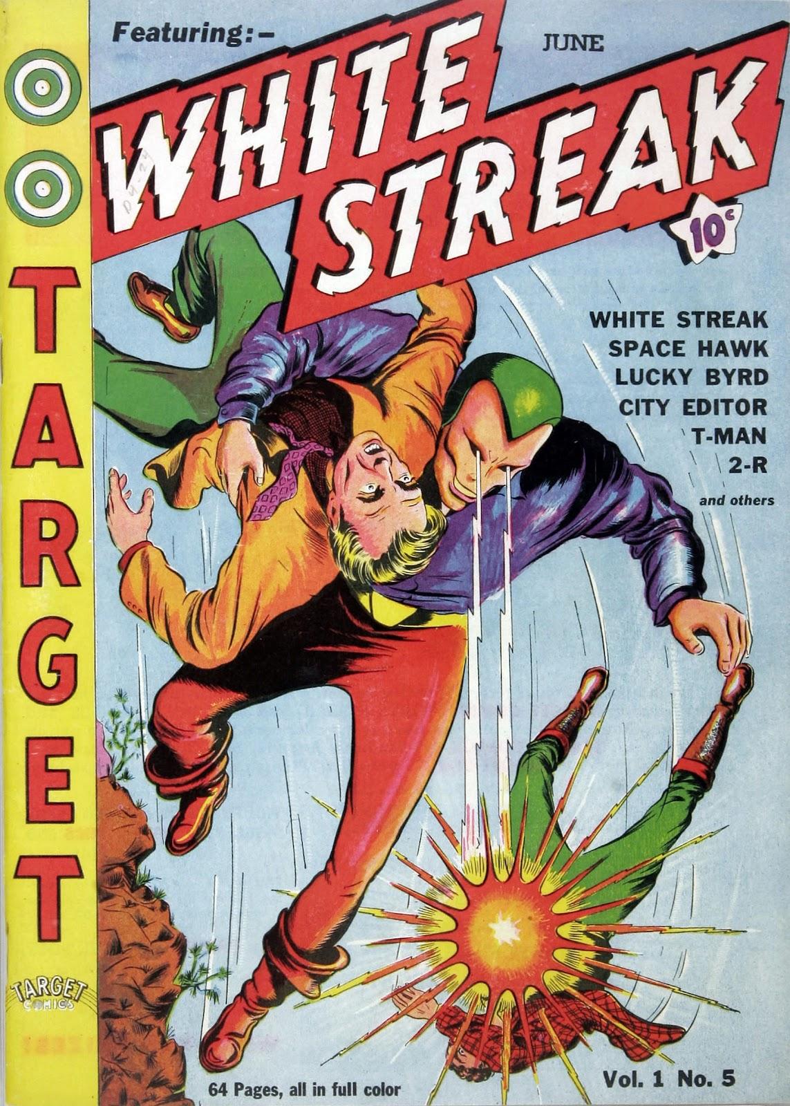 Target Comics 5 Page 1