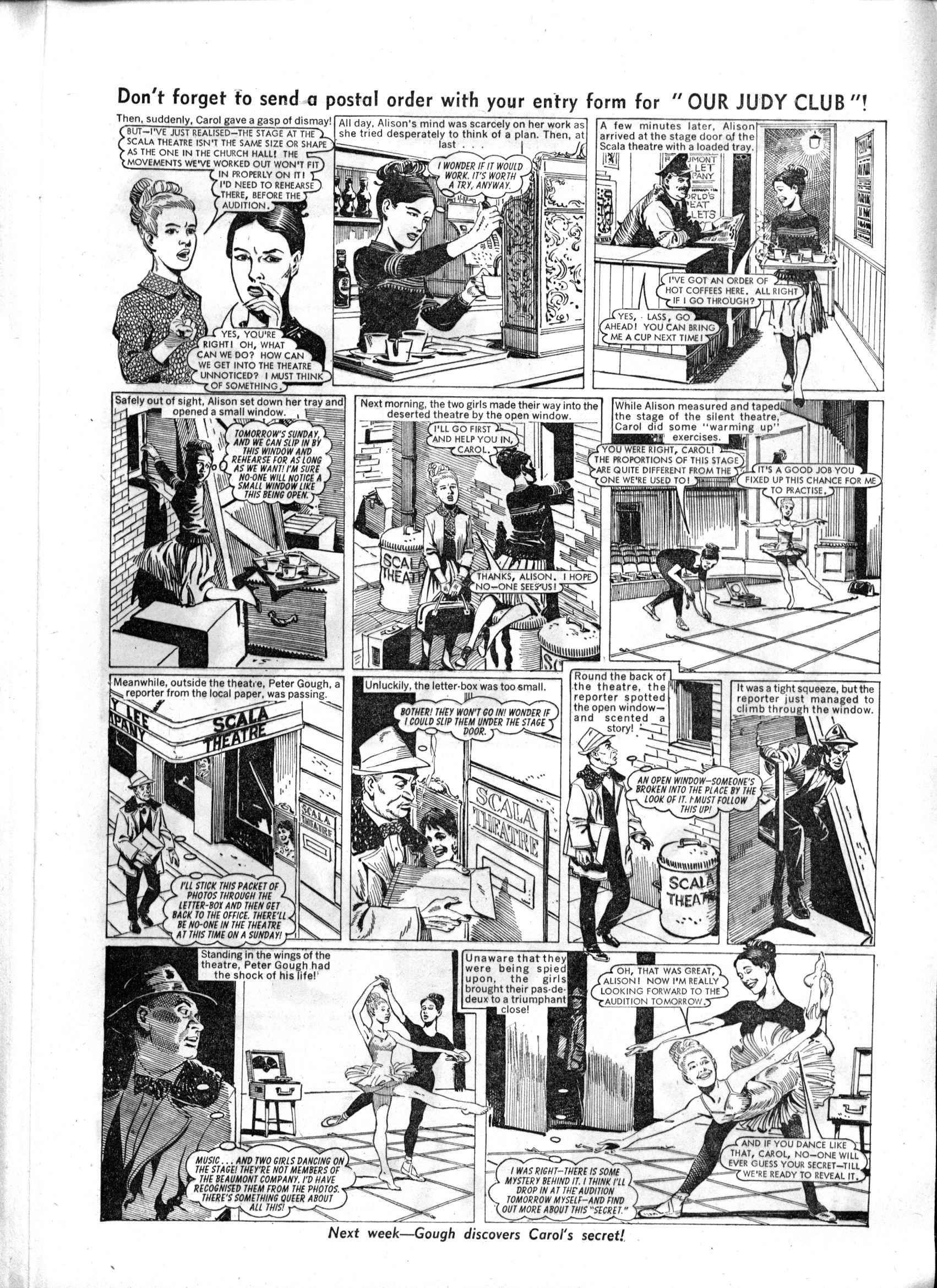 Read online Judy comic -  Issue #190 - 31