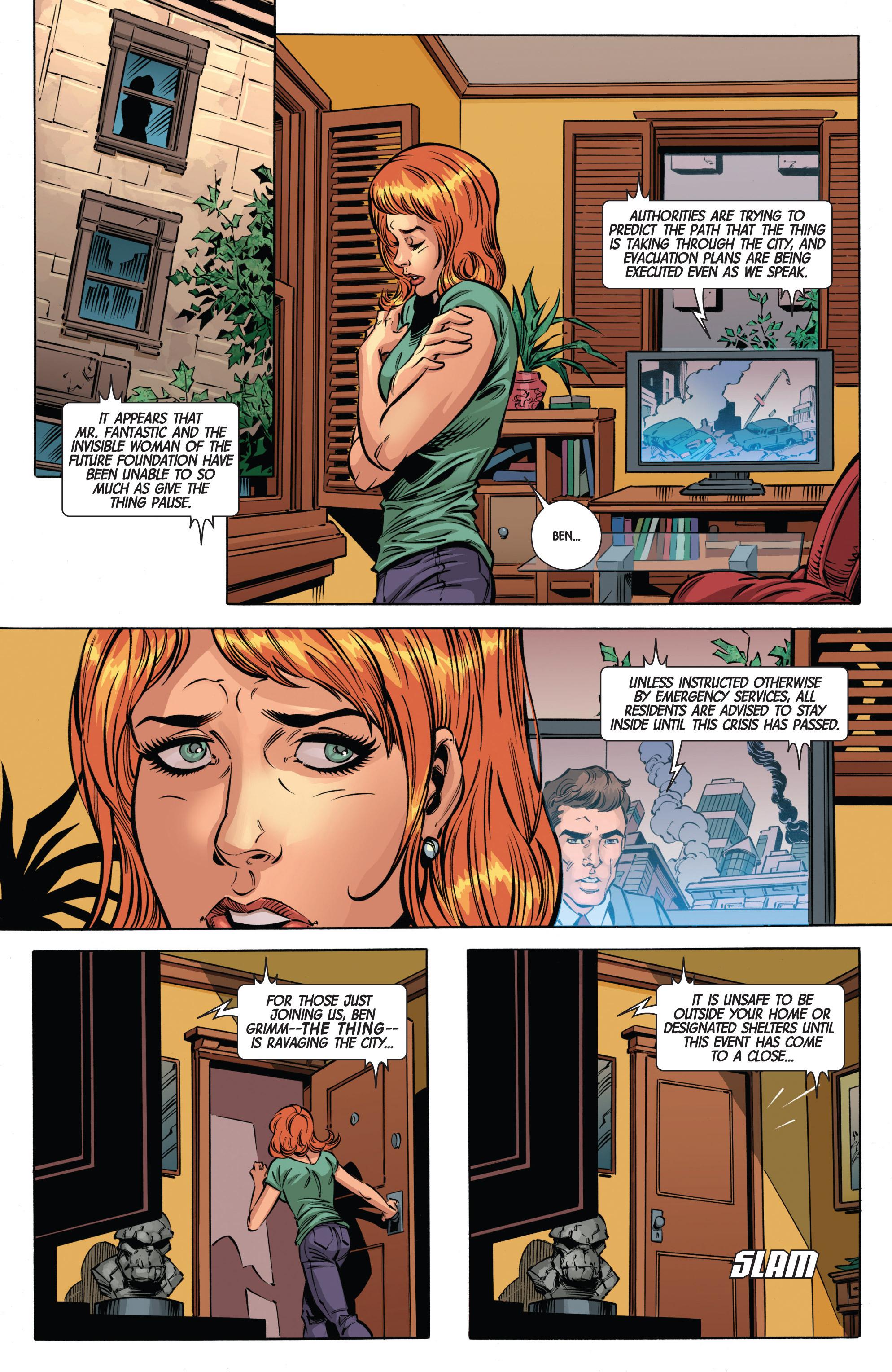 Read online Fear Itself: FF comic -  Issue # Full - 15