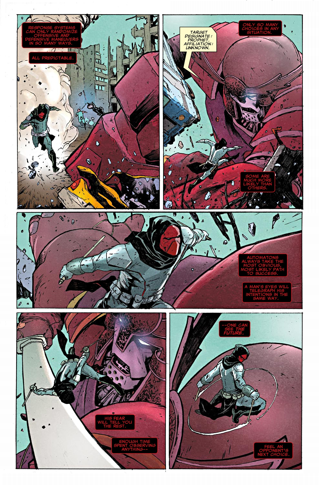 Read online Uncanny X-Force (2010) comic -  Issue #19.1 - 4