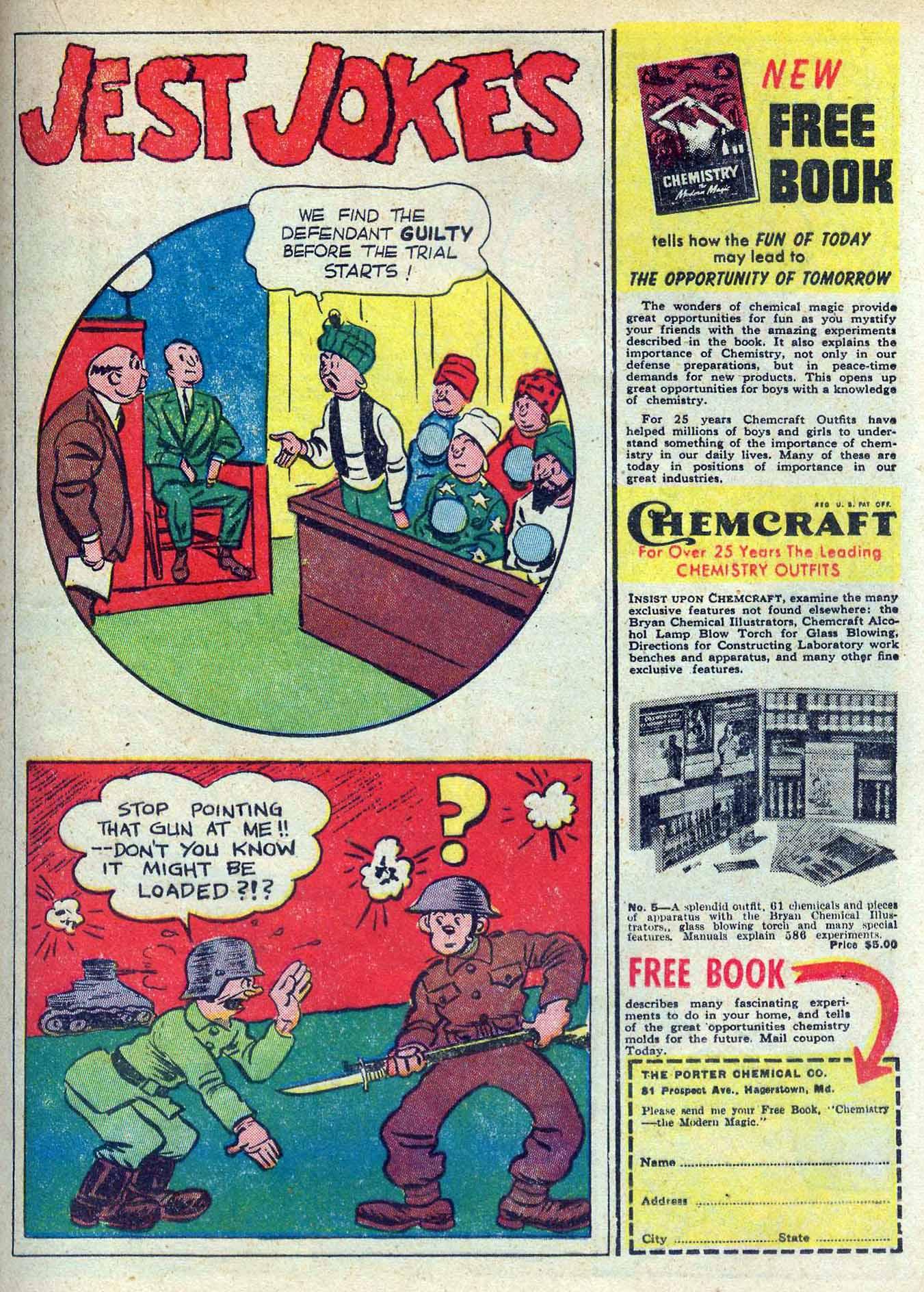 Read online Adventure Comics (1938) comic -  Issue #70 - 39