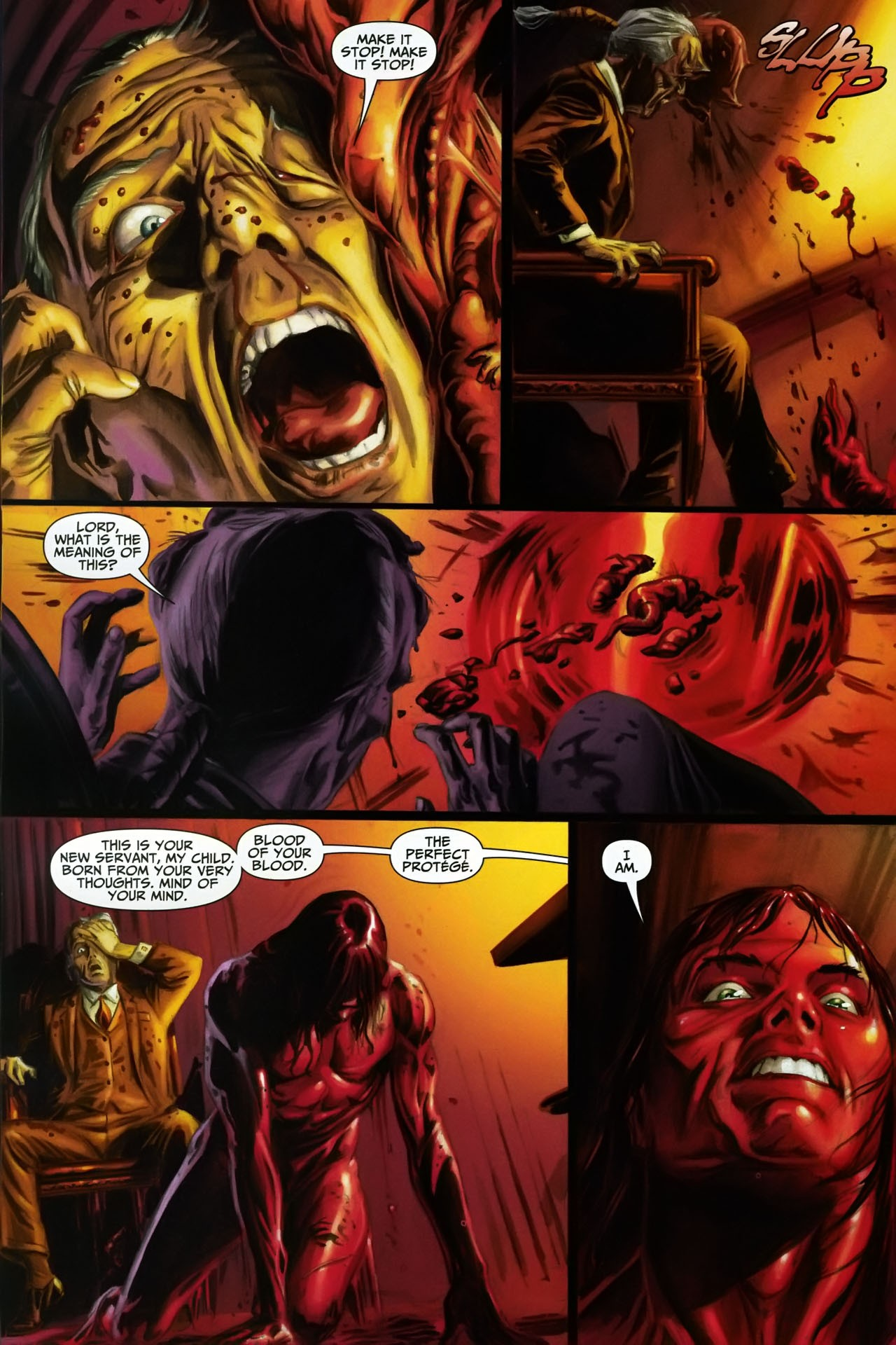 Read online Shadowpact comic -  Issue #17 - 9