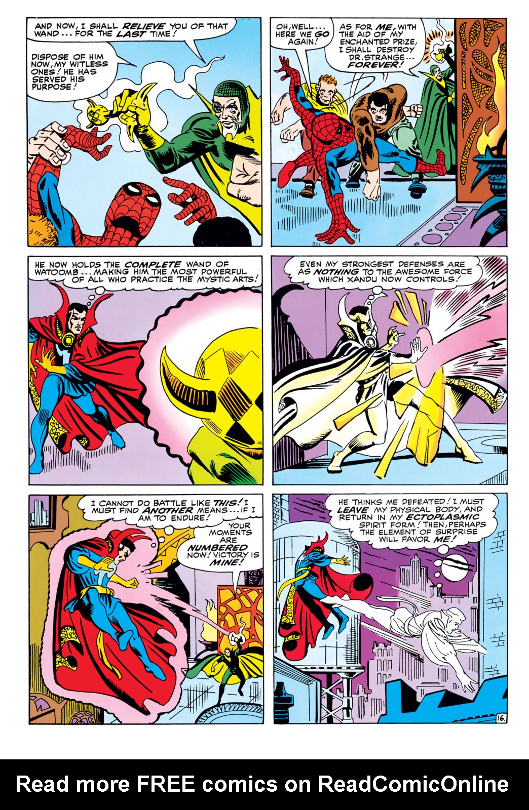 The Amazing Spider-Man (1963) _Annual_2 Page 16