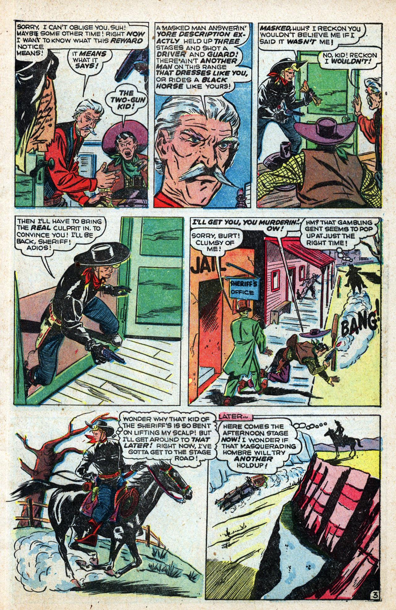 Read online Two-Gun Kid comic -  Issue #4 - 5