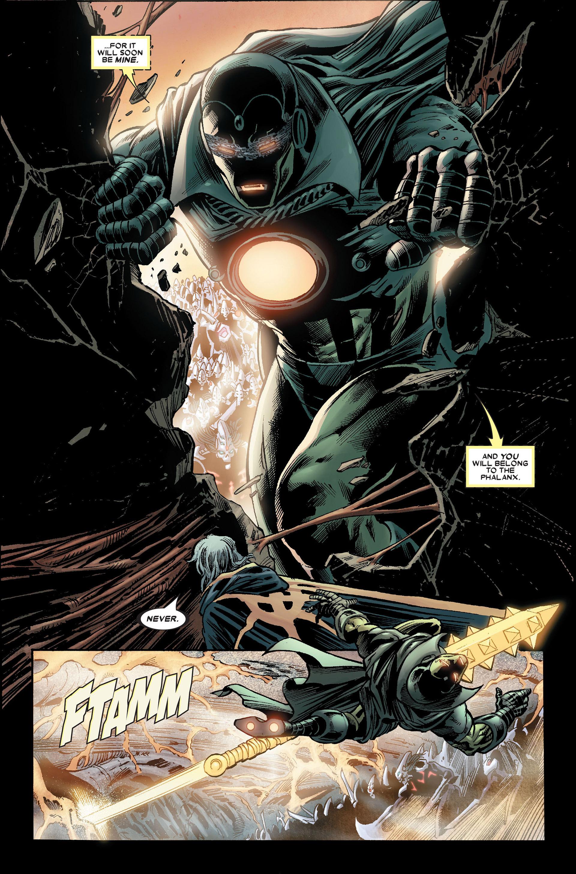 Read online Annihilation: Conquest - Quasar comic -  Issue #2 - 17
