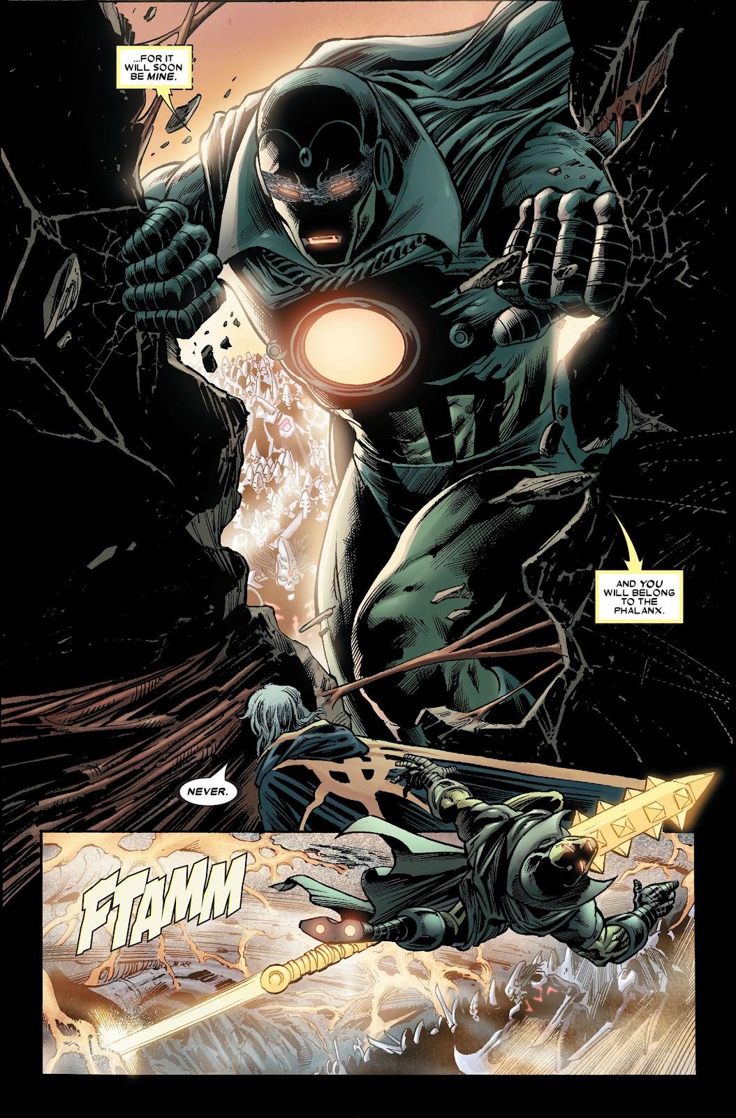 Annihilation: Conquest - Quasar issue 2 - Page 17