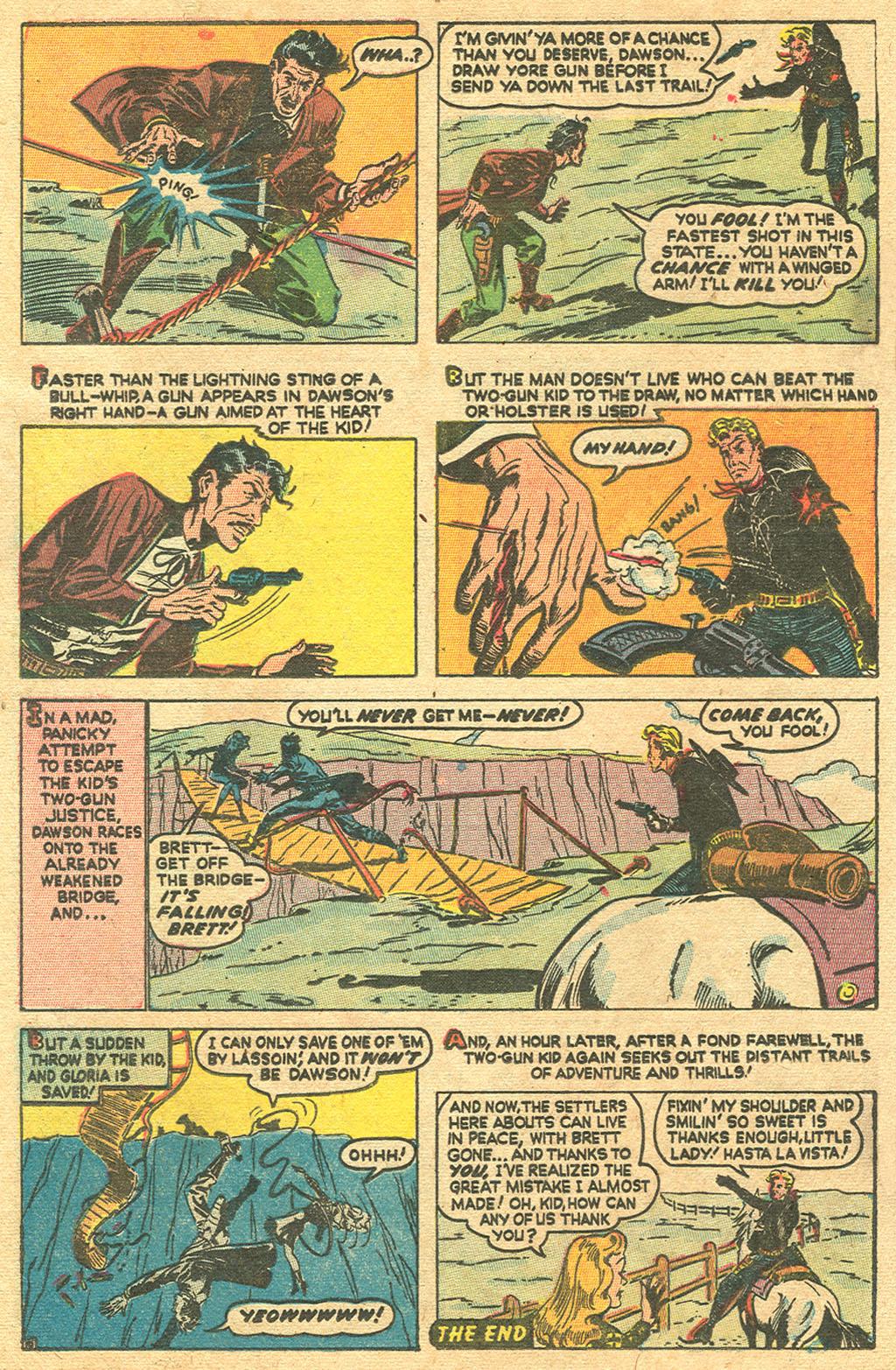 Read online Two-Gun Kid comic -  Issue #1 - 12