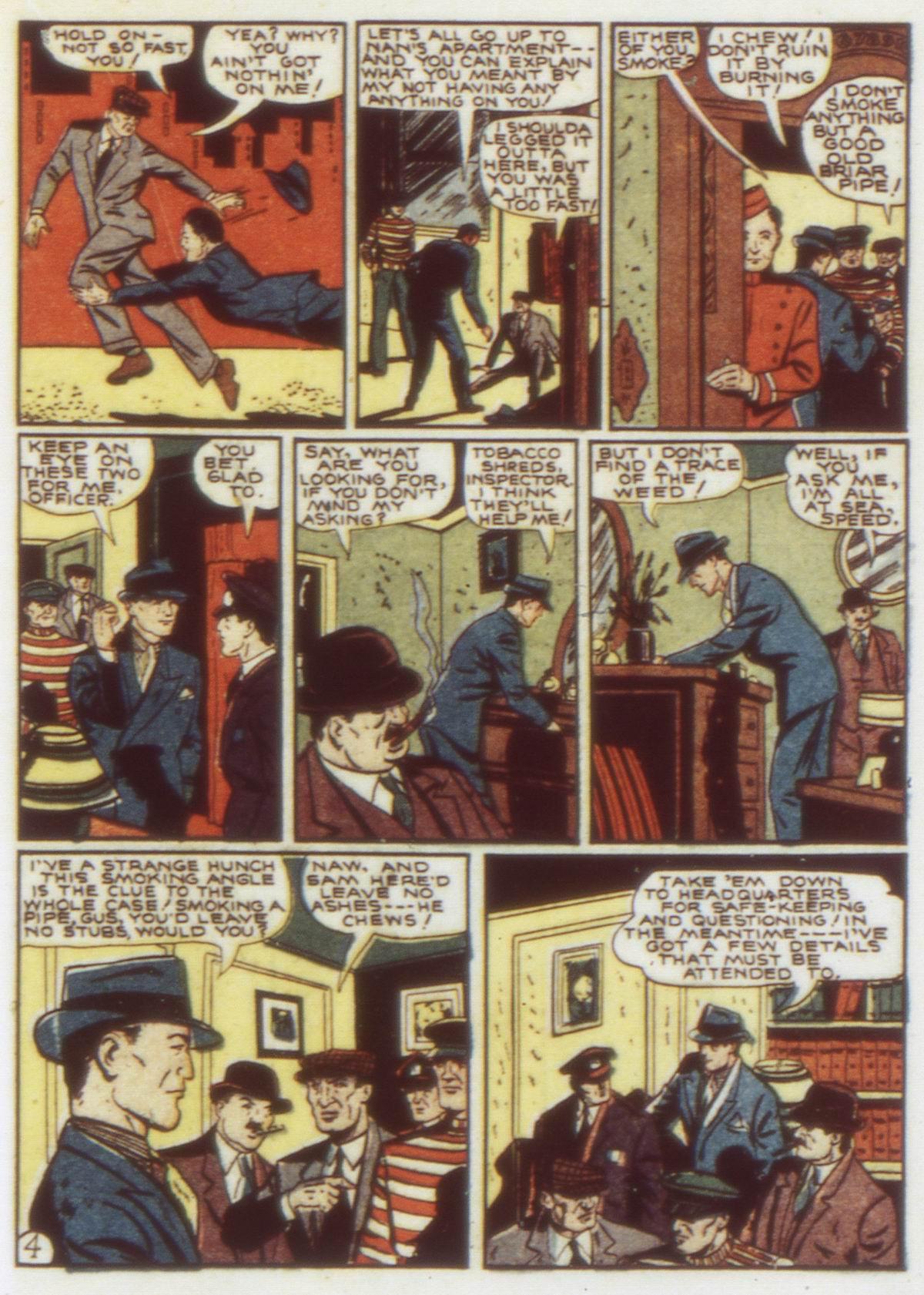 Read online Detective Comics (1937) comic -  Issue #58 - 41