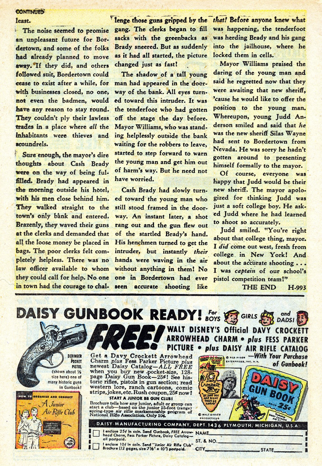 Gunsmoke Western issue 34 - Page 26