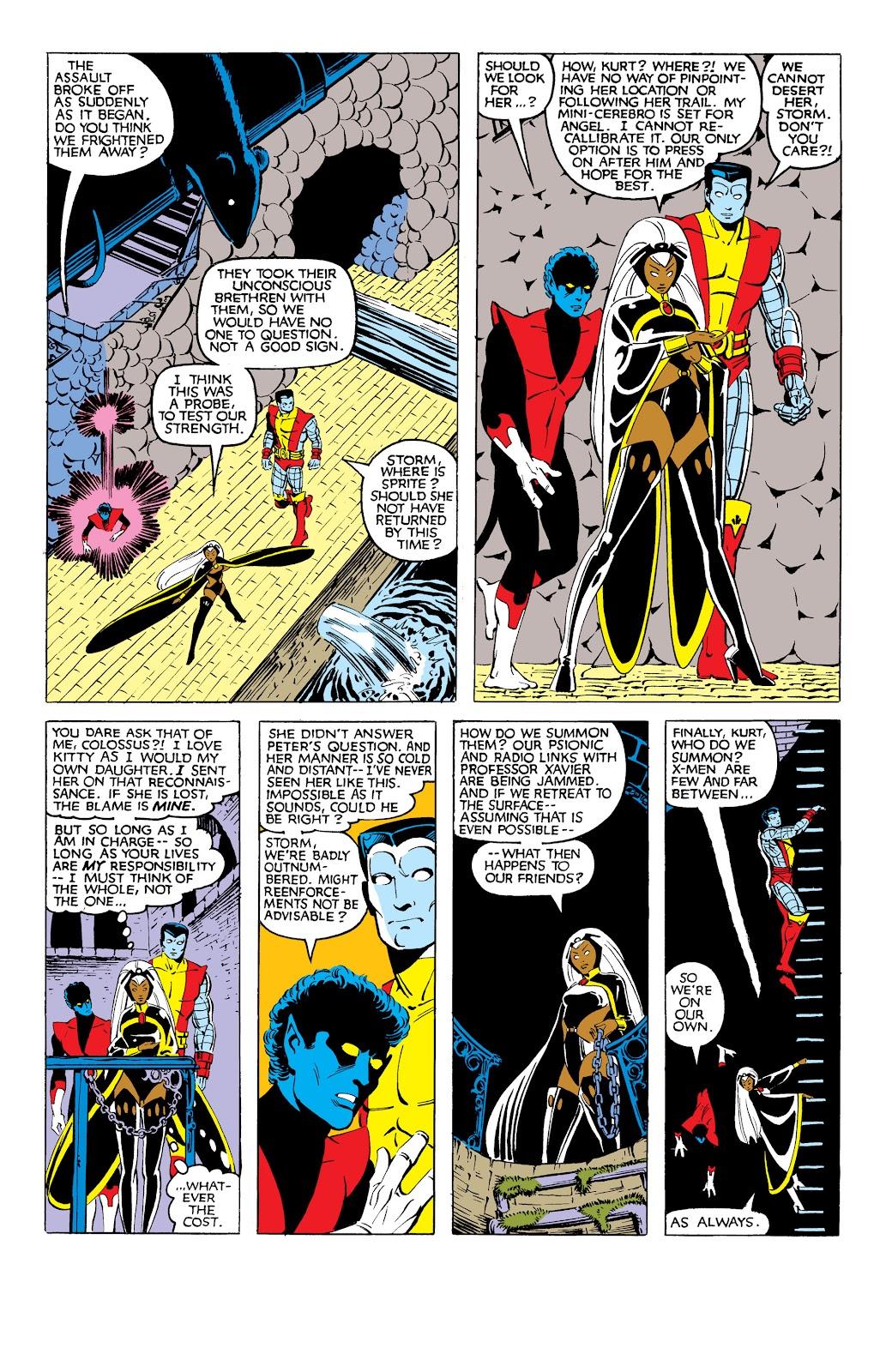 Uncanny X-Men (1963) issue 169 - Page 16