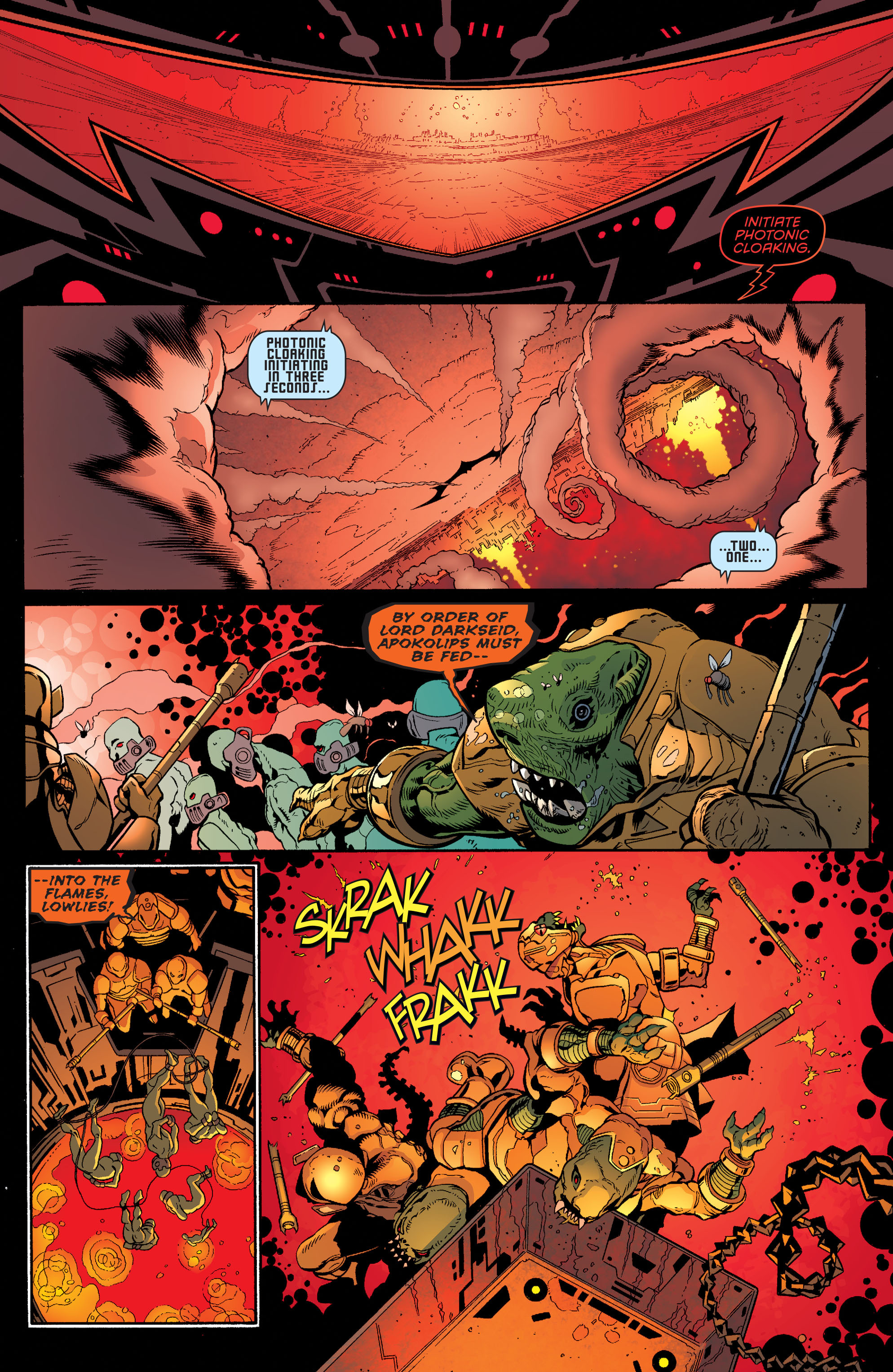 Read online Batman and Robin (2011) comic -  Issue #35 - 3
