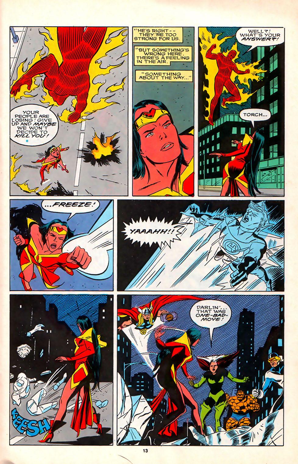 Read online Alpha Flight (1983) comic -  Issue #75 - 11