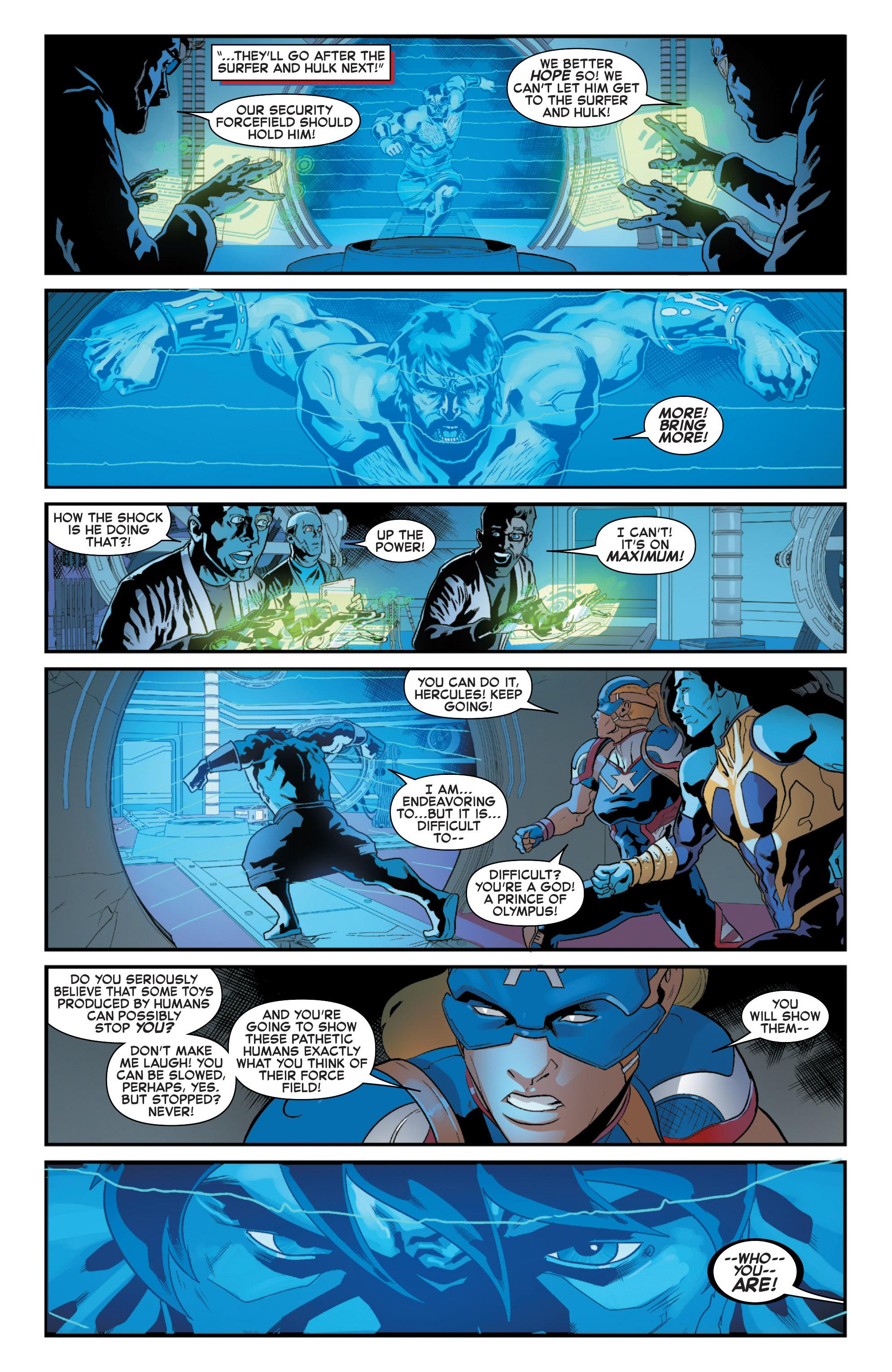 Read online Secret Wars 2099 comic -  Issue #4 - 13