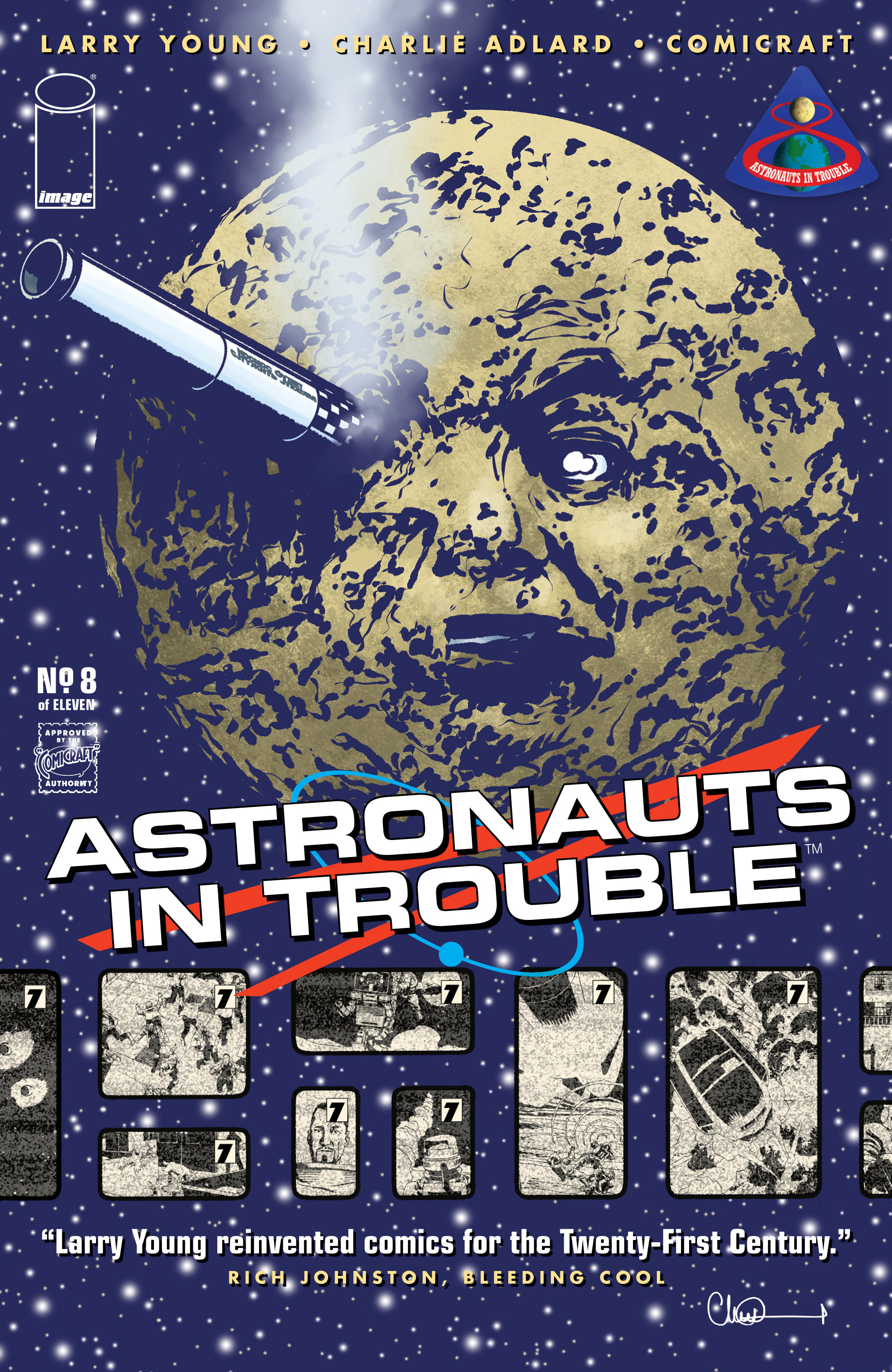 Read online Astronauts in Trouble (2015) comic -  Issue #8 - 1
