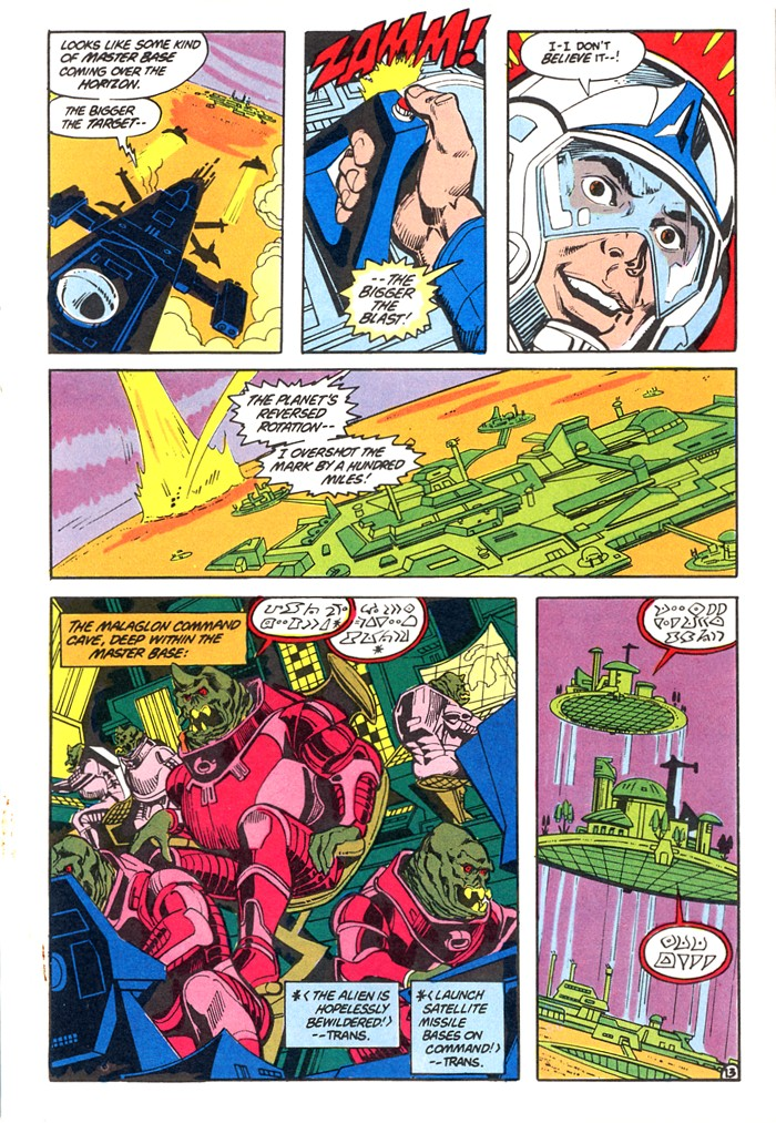 Read online Atari Force (1982) comic -  Issue #4 - 15