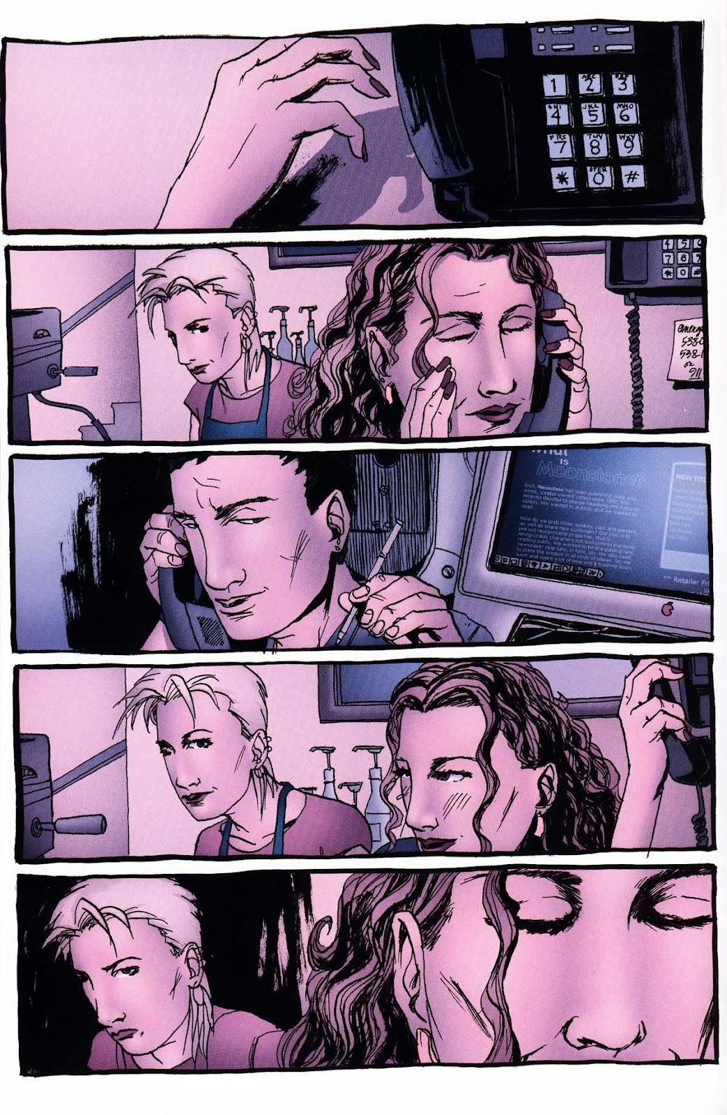 Read online Vampire the Masquerade comic -  Issue # Ventrue - 28