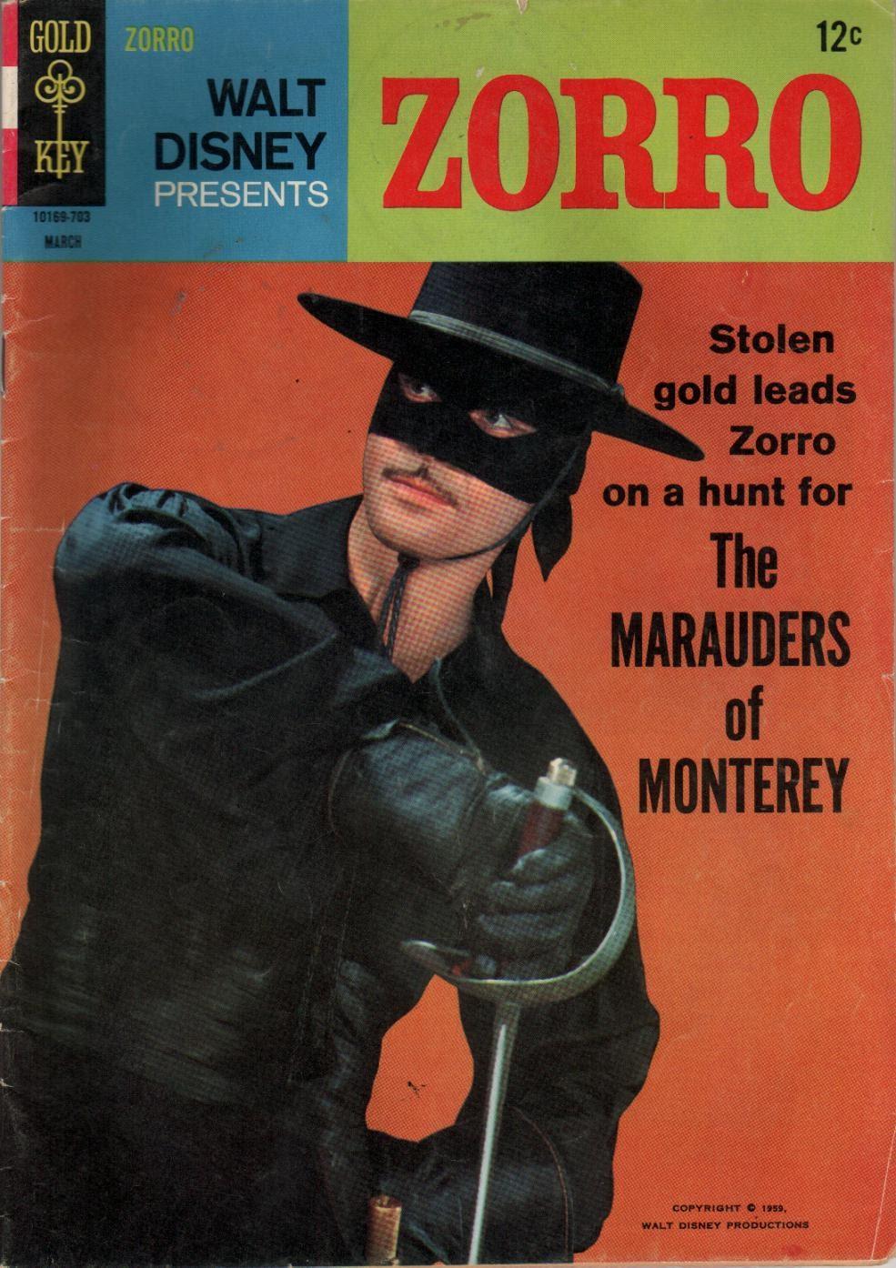Zorro (1966) issue 5 - Page 1