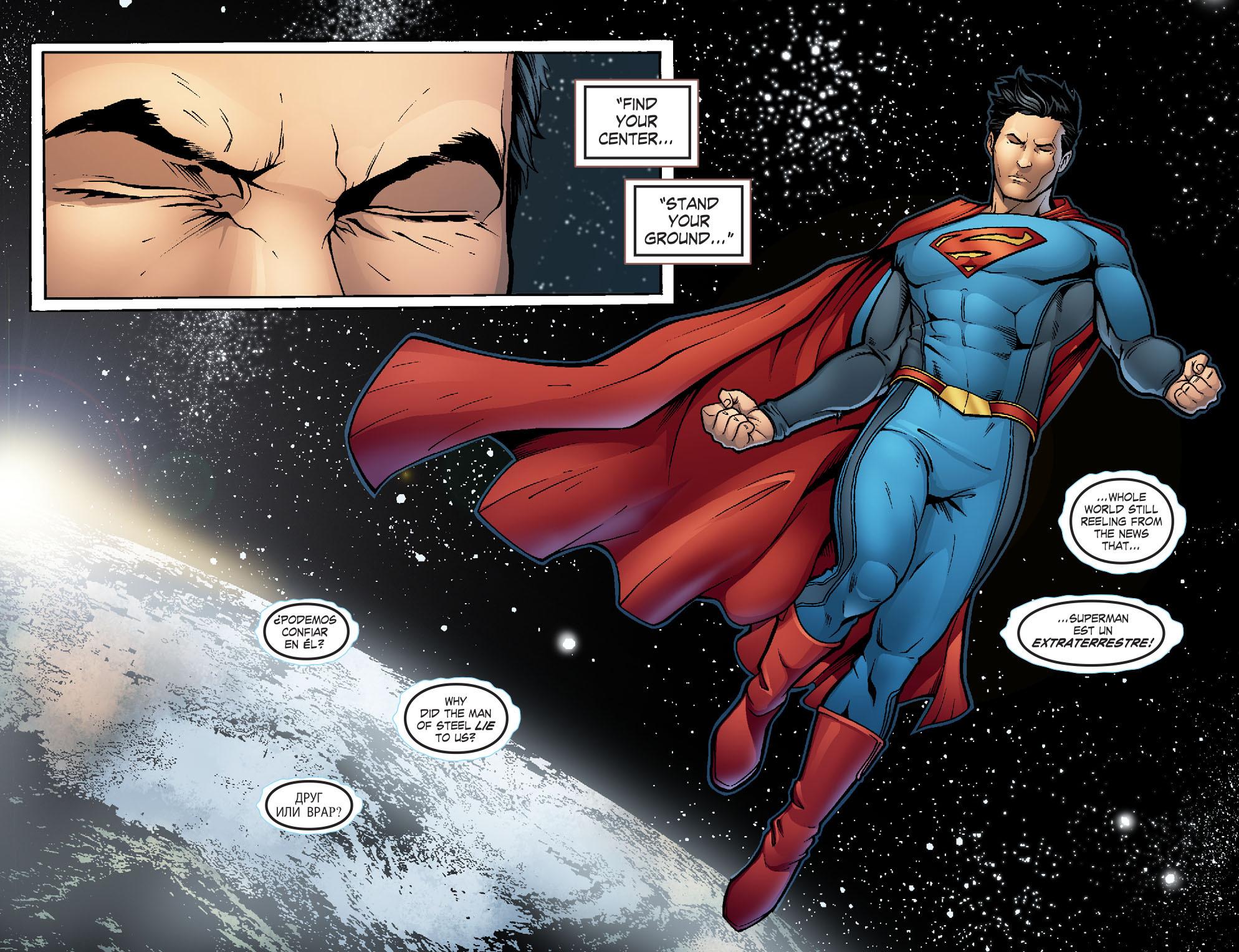 Read online Smallville: Alien comic -  Issue #1 - 9