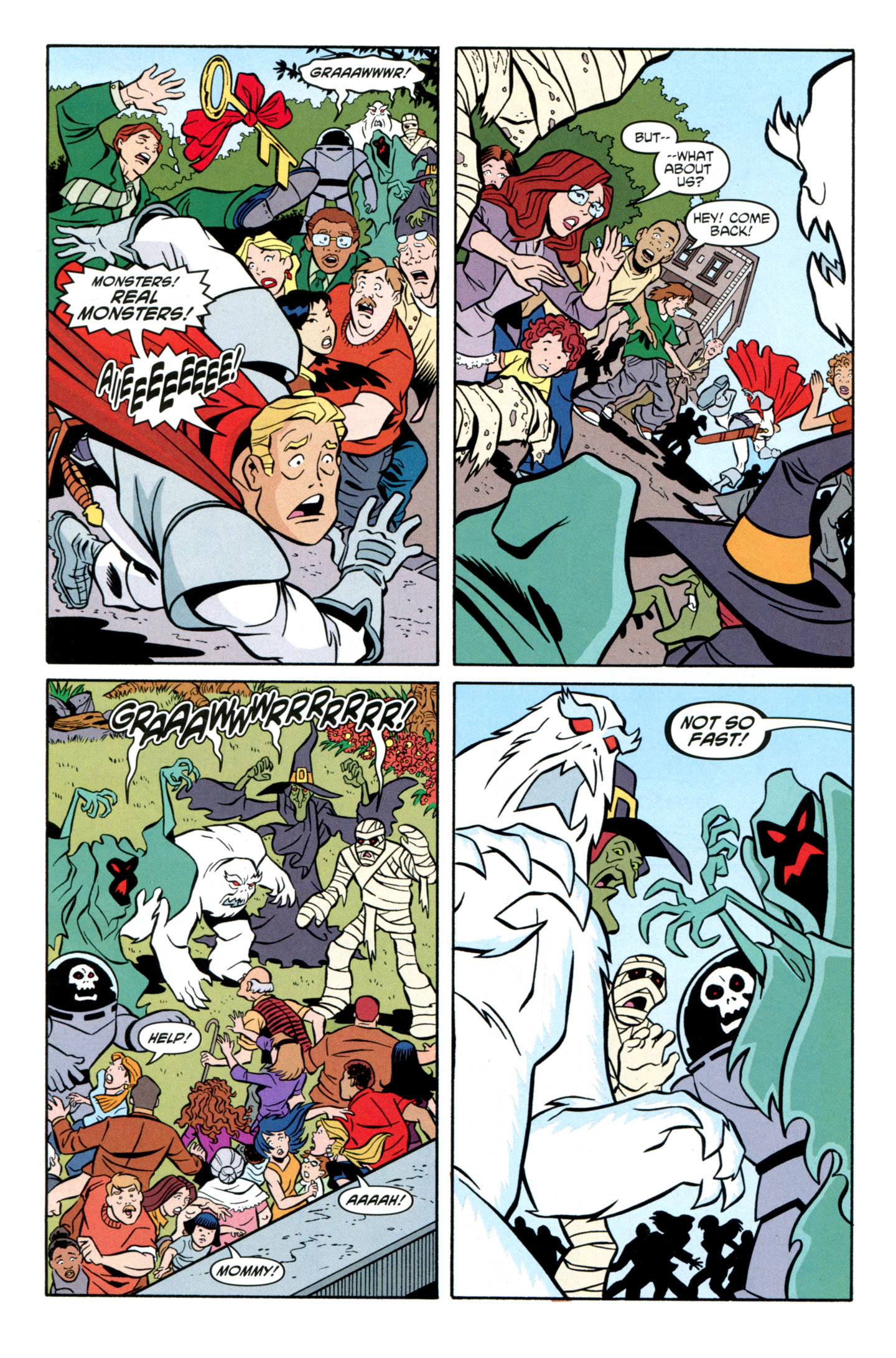 Read online Scooby-Doo: Where Are You? comic -  Issue #27 - 26