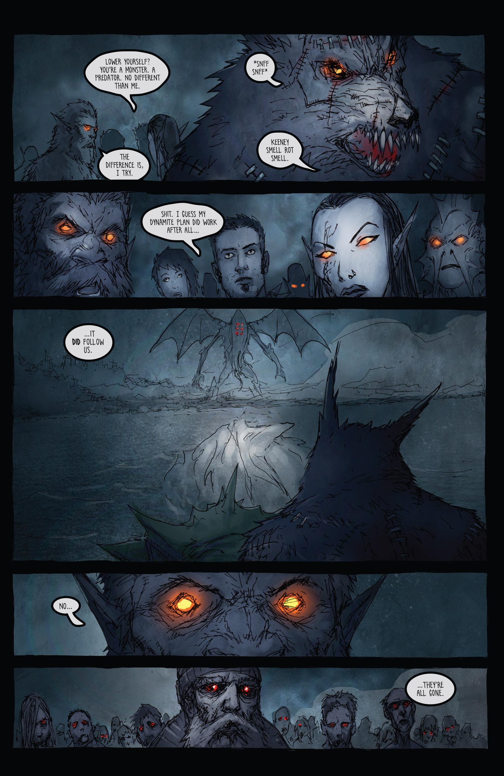 Read online Broken Moon: Legends of the Deep comic -  Issue #5 - 19