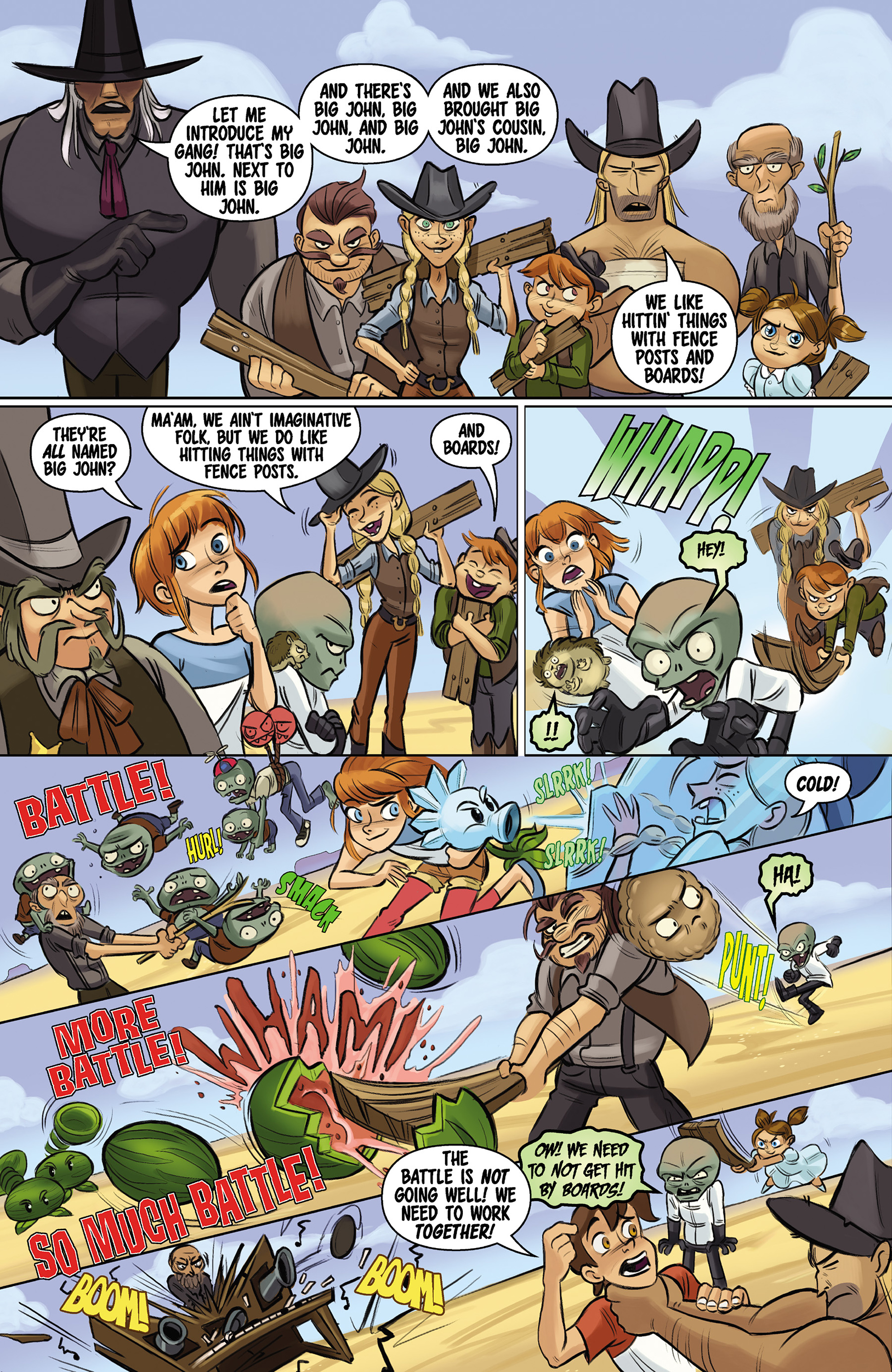 Read online Free Comic Book Day 2017 comic -  Issue # All Ages - 22