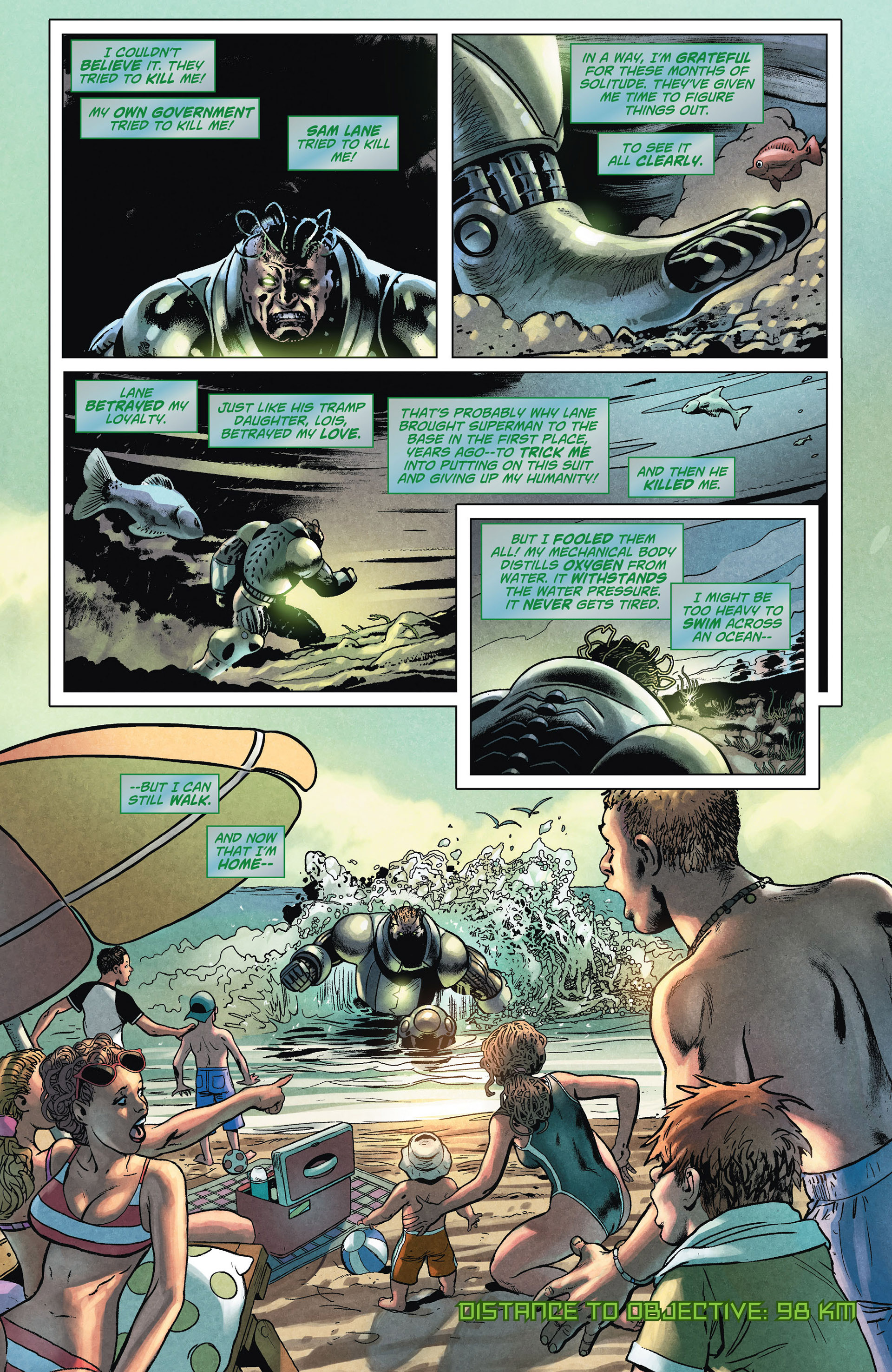 Read online Action Comics (2011) comic -  Issue #23.4 - 12