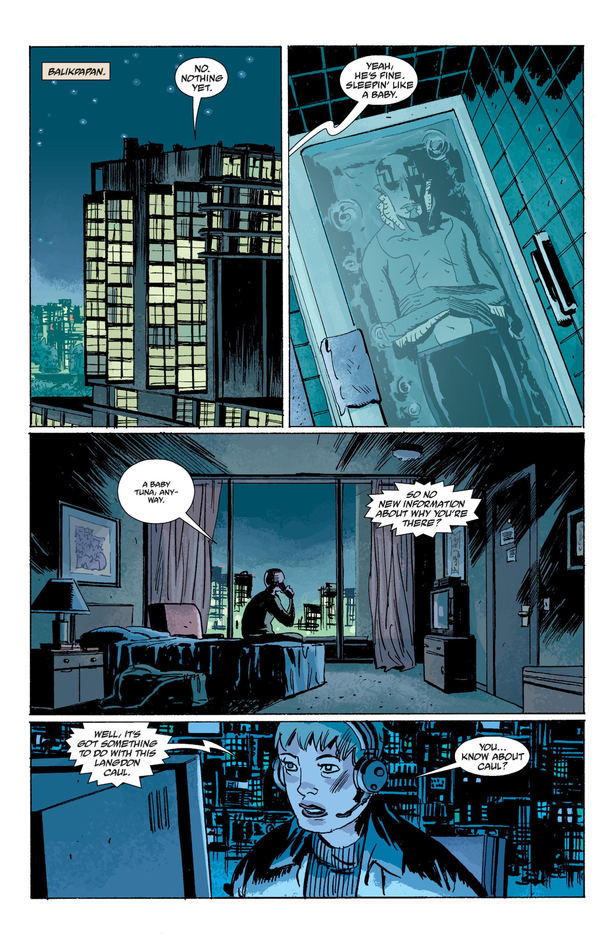 Read online B.P.R.D. (2003) comic -  Issue # TPB 7 - 54