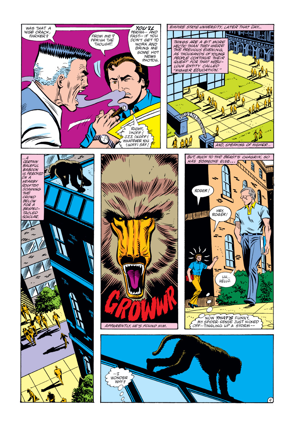 The Amazing Spider-Man (1963) 223 Page 9