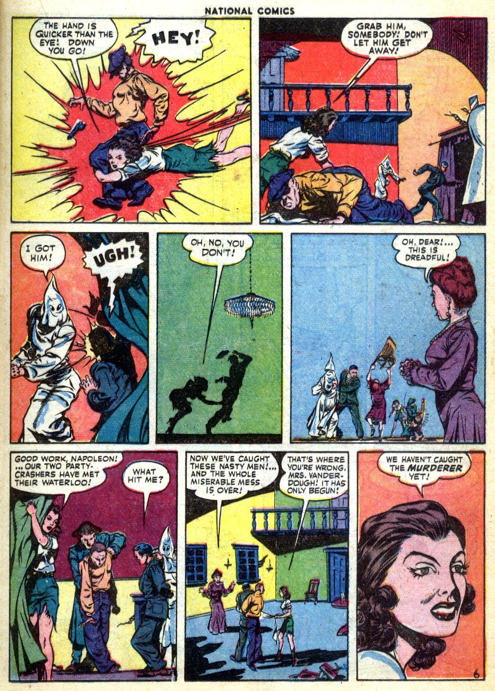 National Comics (1940) issue 47 - Page 27