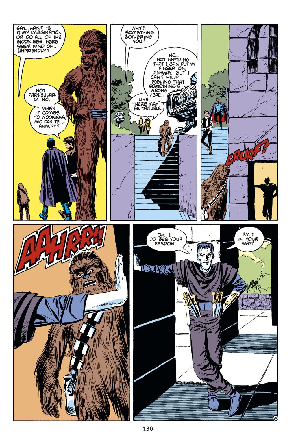 Read online Star Wars Omnibus comic -  Issue # Vol. 21 - 124
