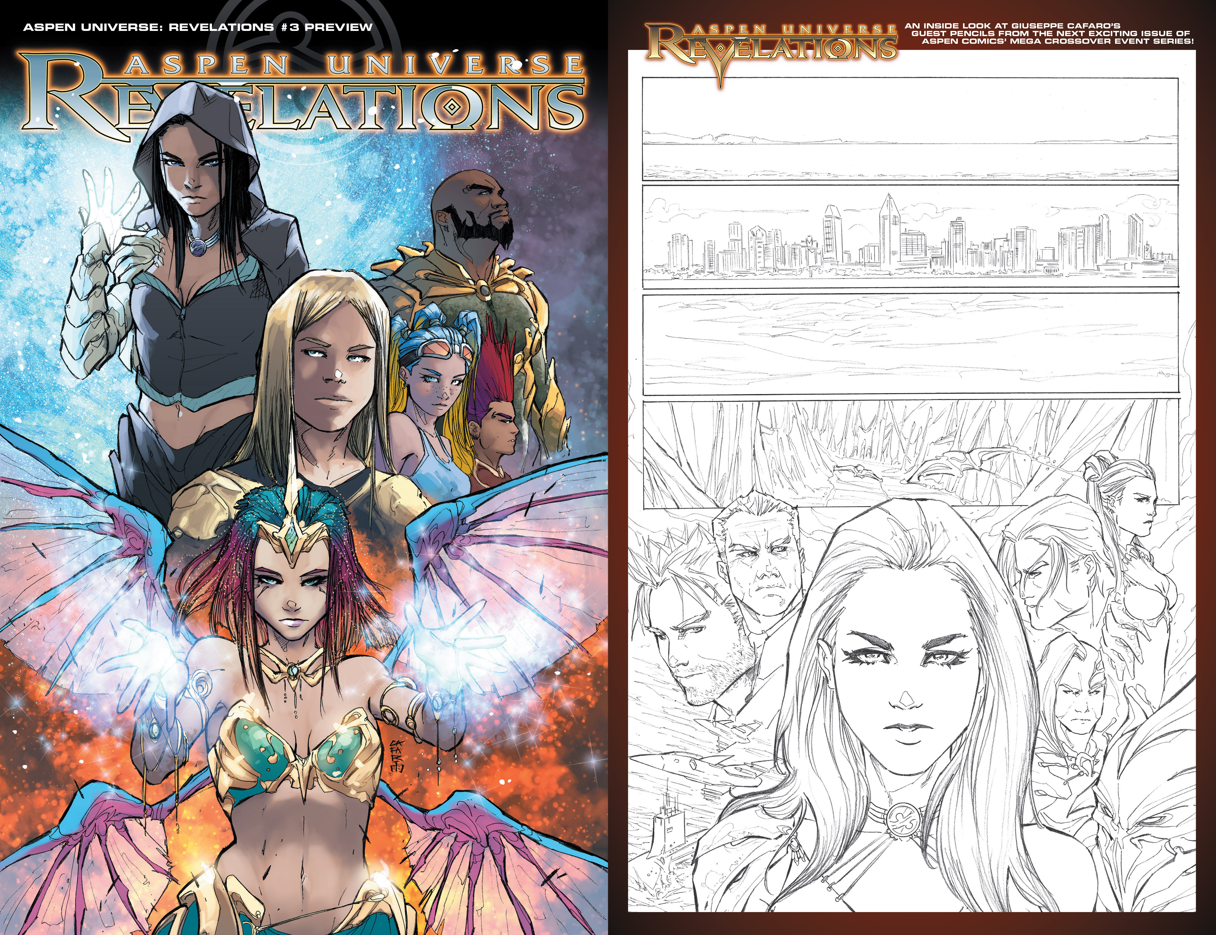 Read online Aspen Universe: Revelations comic -  Issue #2 - 25