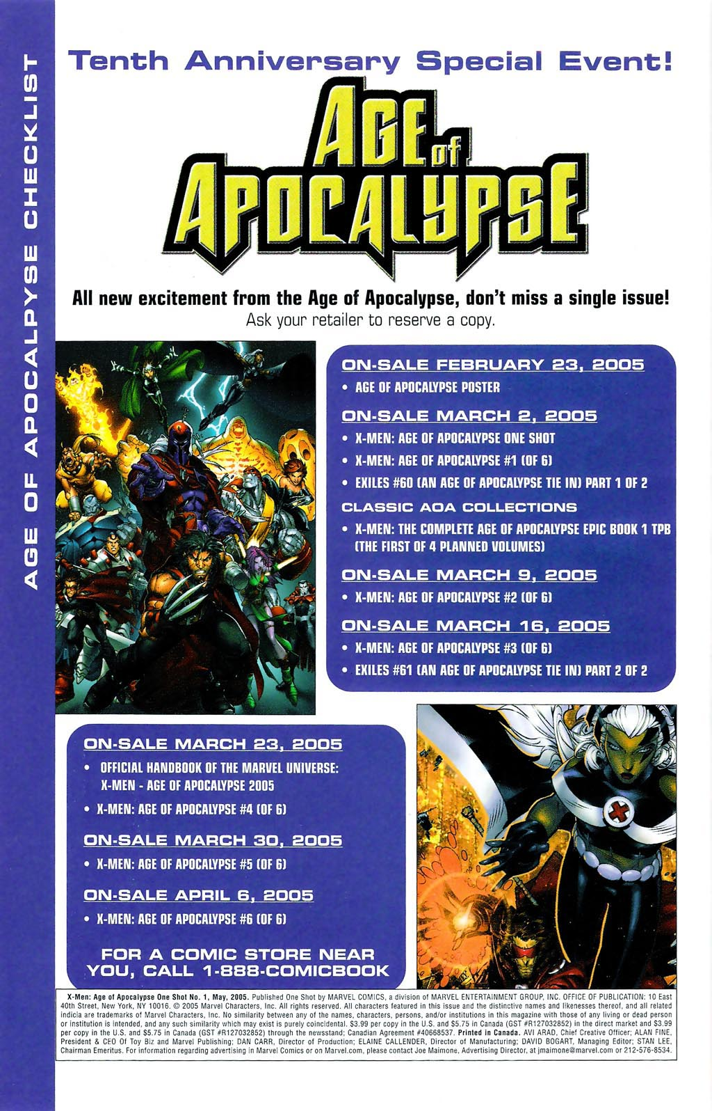 Age of Apocalypse (2005) 0 Page 38