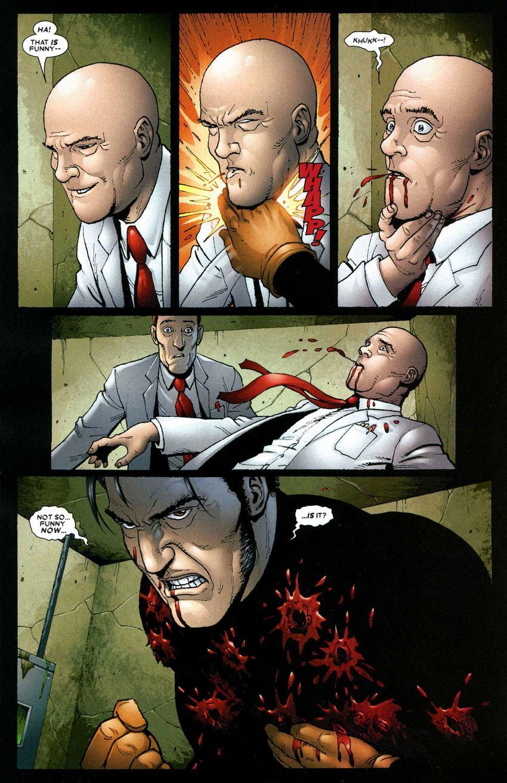 Read online Wolverine: Origins comic -  Issue #7 - 10