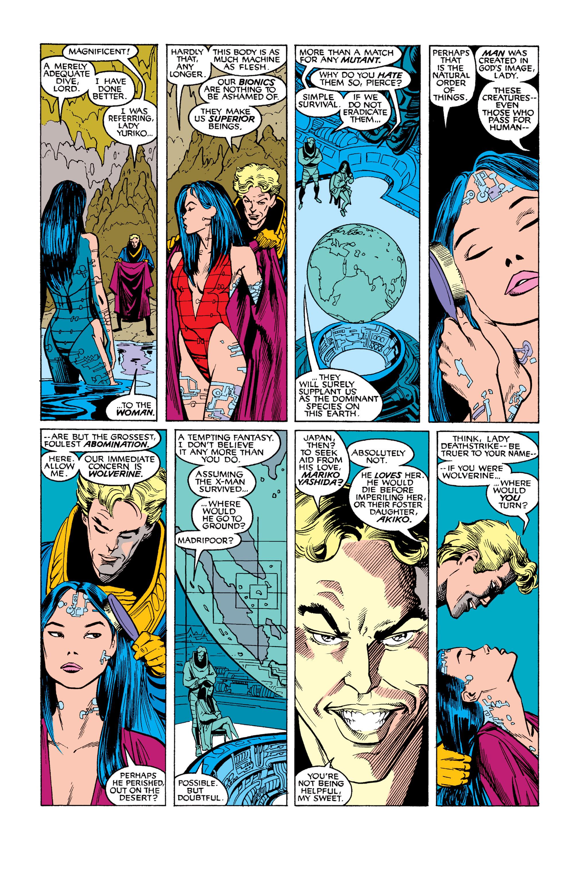 Read online Uncanny X-Men (1963) comic -  Issue #253 - 14