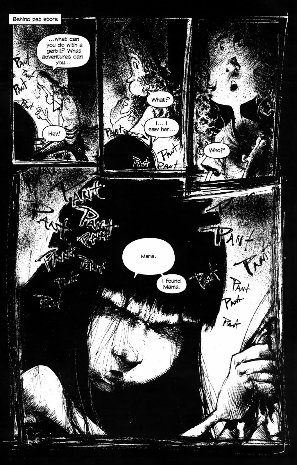 Read online Ojo comic -  Issue #2 - 3