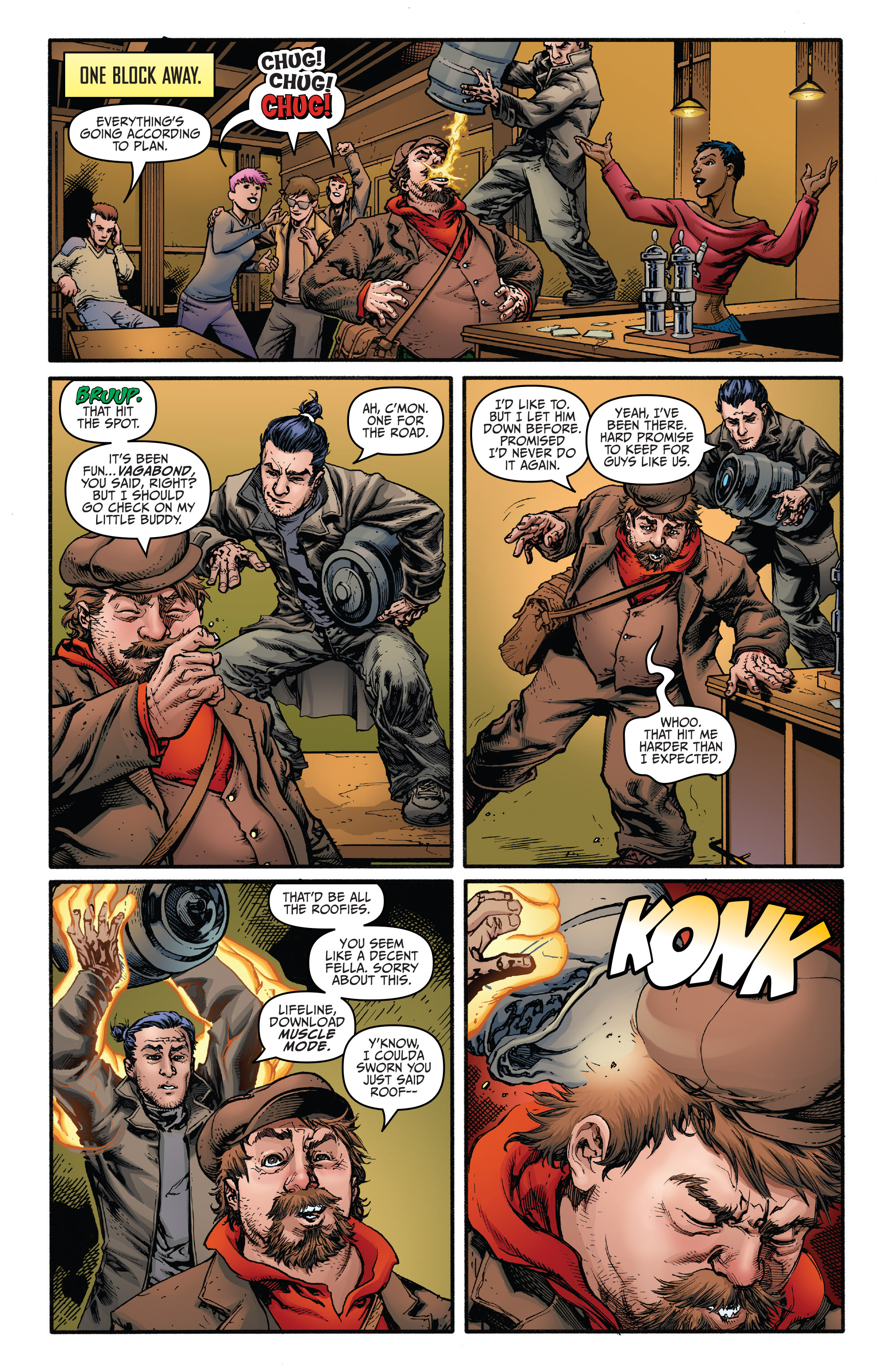 Read online Bloodshot and H.A.R.D.Corps comic -  Issue #20 - 6