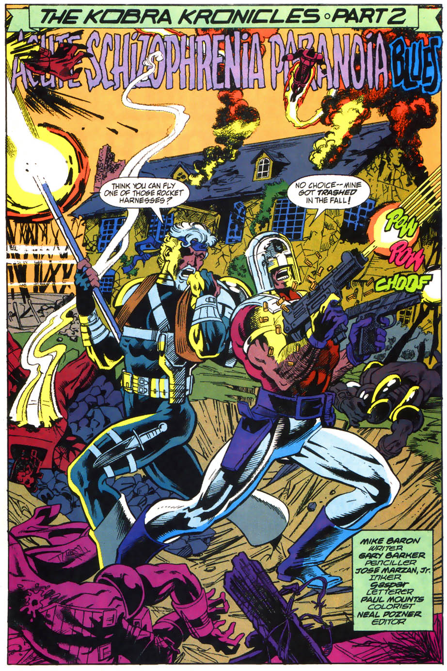 Read online Showcase '93 comic -  Issue #7 - 21