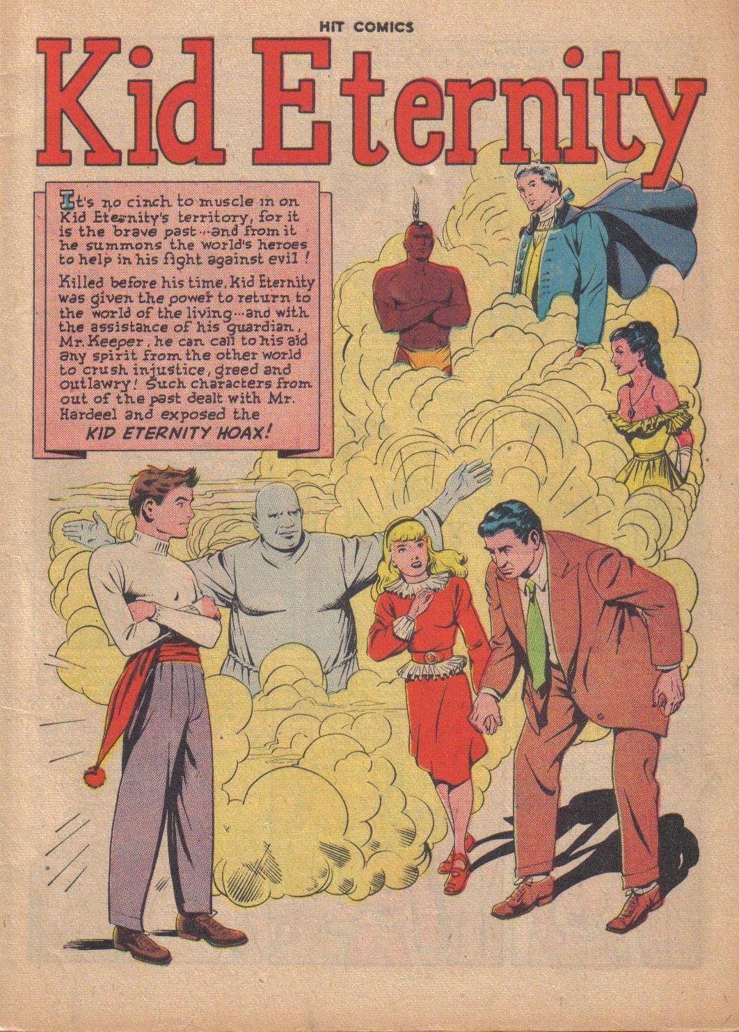 Read online Hit Comics comic -  Issue #46 - 3