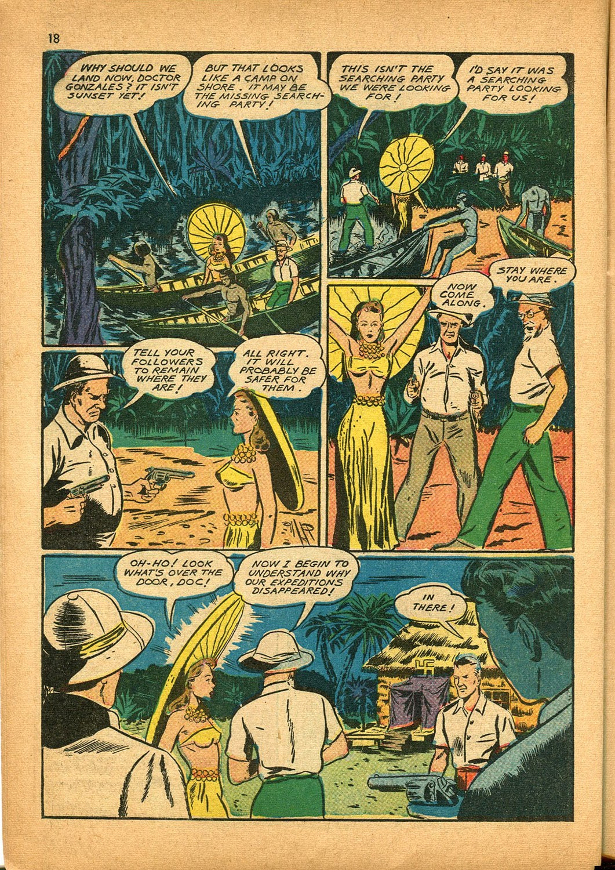 Read online Super-Magician Comics comic -  Issue #9 - 18