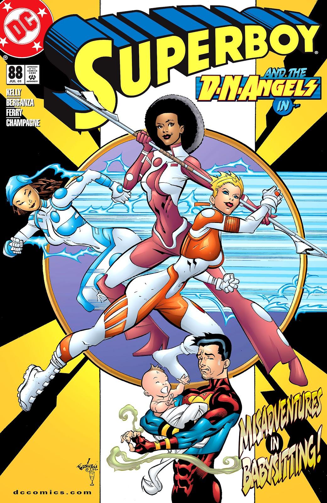 Superboy (1994) 88 Page 1