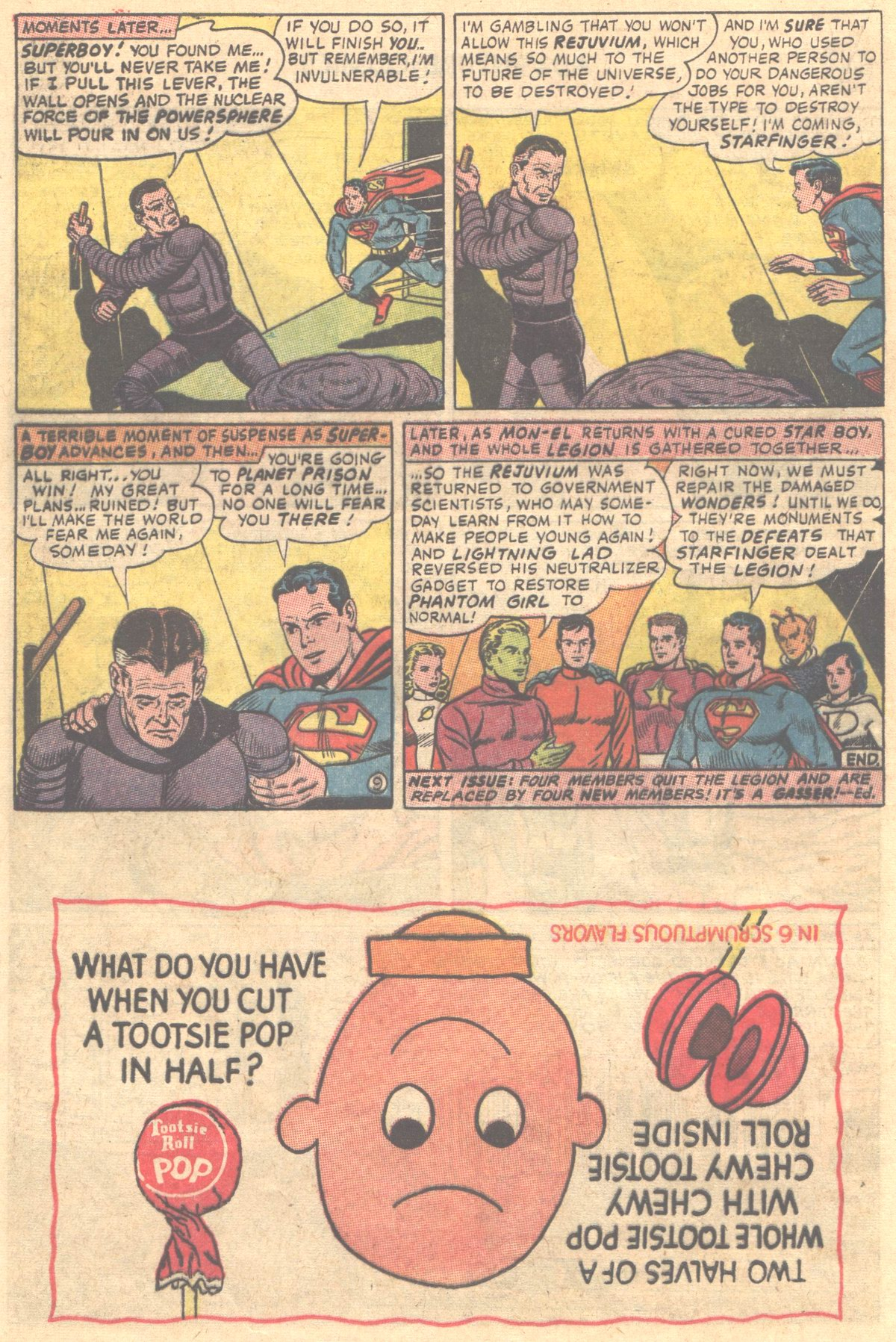 Read online Adventure Comics (1938) comic -  Issue #336 - 21
