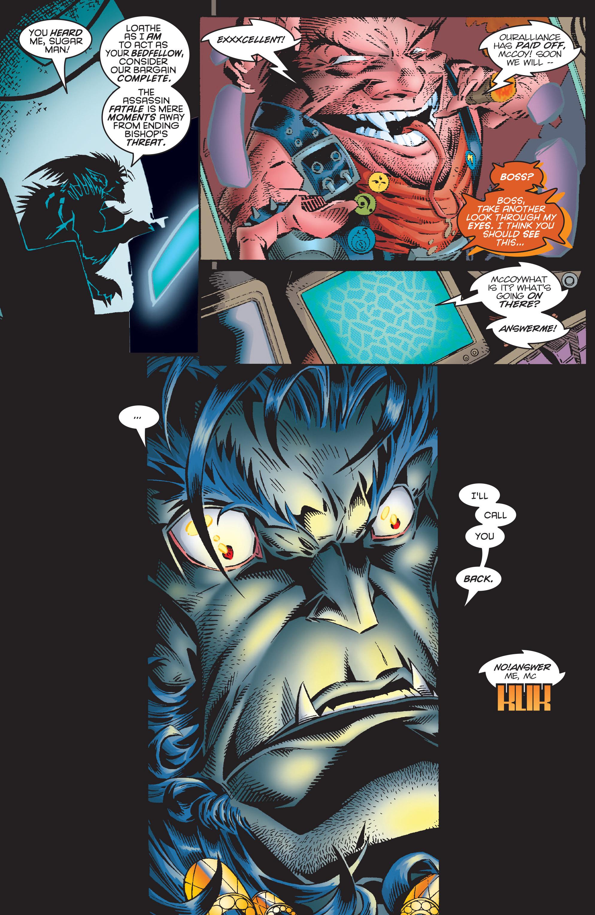 X-Men (1991) 49 Page 15