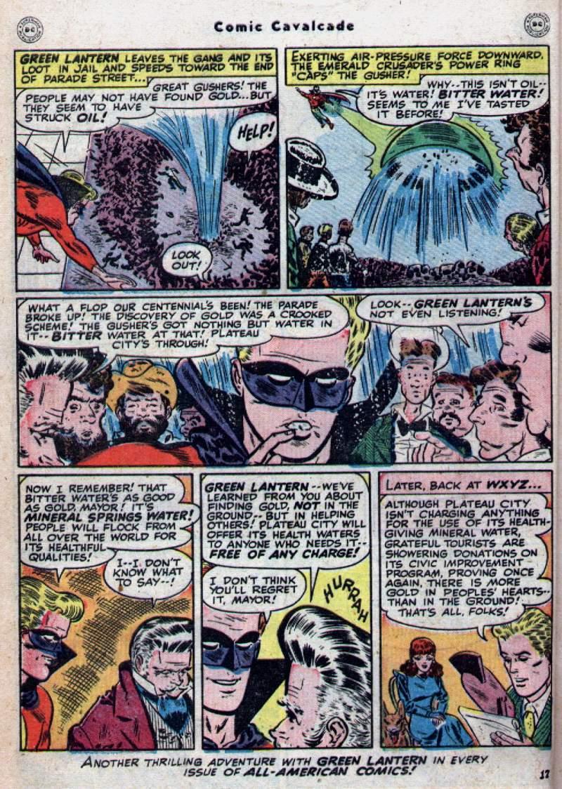 Comic Cavalcade issue 28 - Page 40