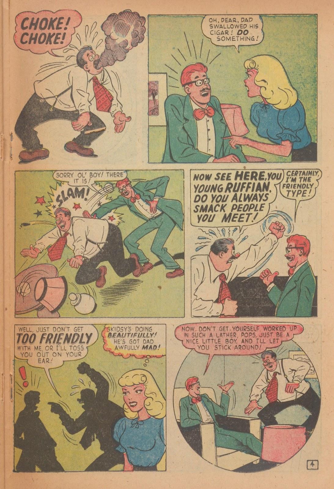 Read online Gay Comics comic -  Issue #38 - 23